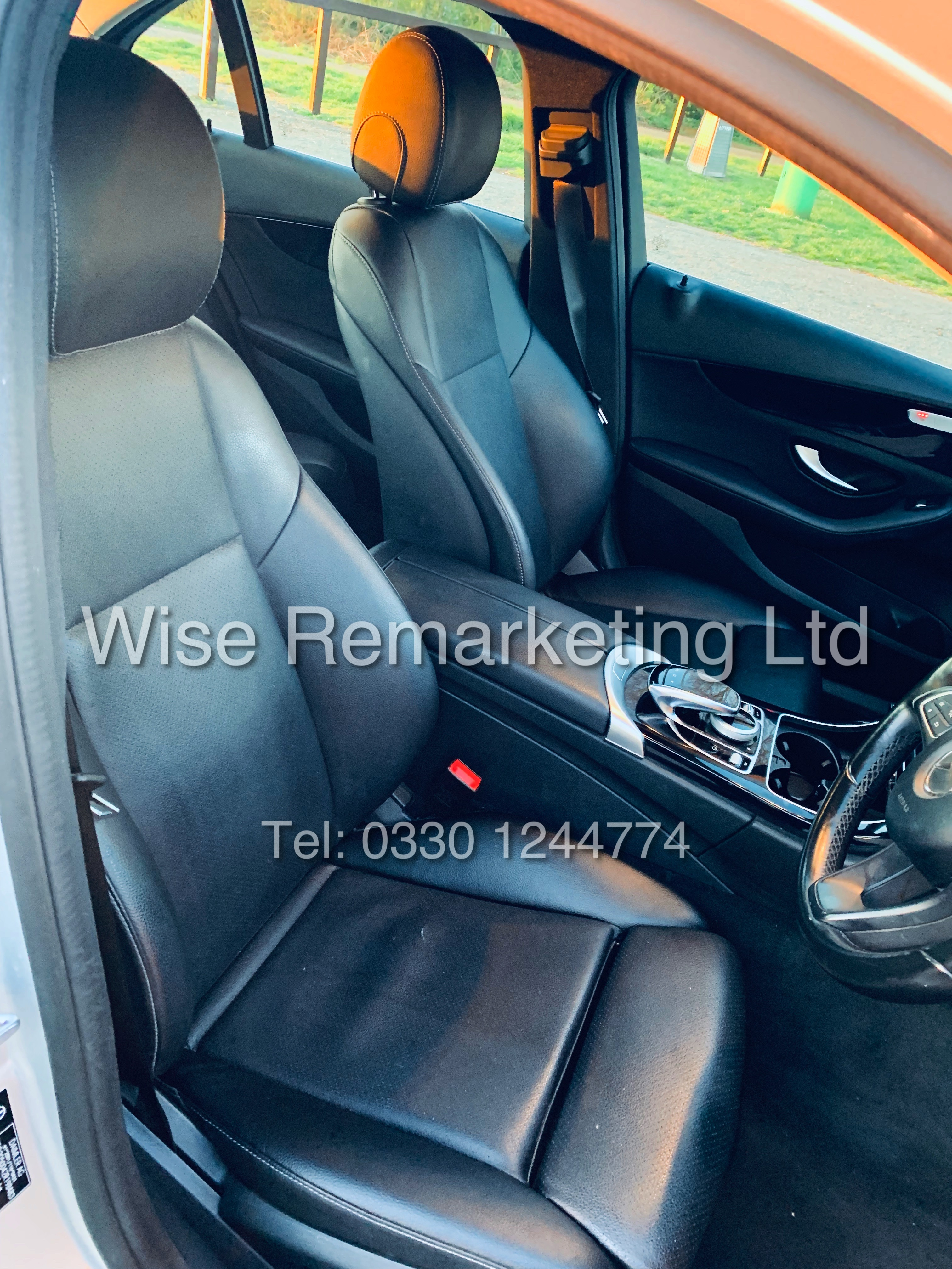 """*** RESERVE MET *** MERCEDES C220D AUTOMATIC """"SE EXECUTIVE"""" SALOON (2016) 1 OWNER / SAT NAV LEATHER - Image 25 of 25"""