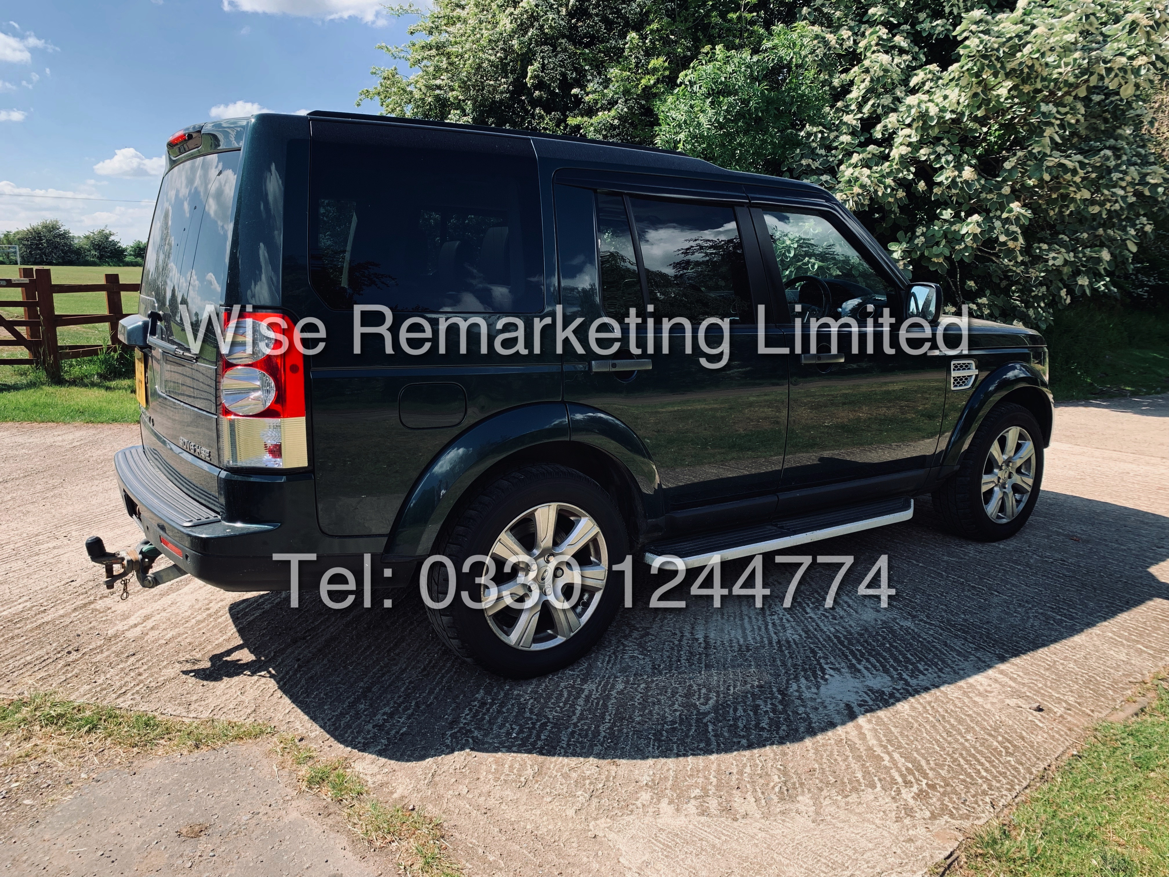 **RESERVE MET** Land Rover Discovery (HSE) 3.0Sdv6 Automatic / 2013 Registered / Fully Loaded / - Image 4 of 29