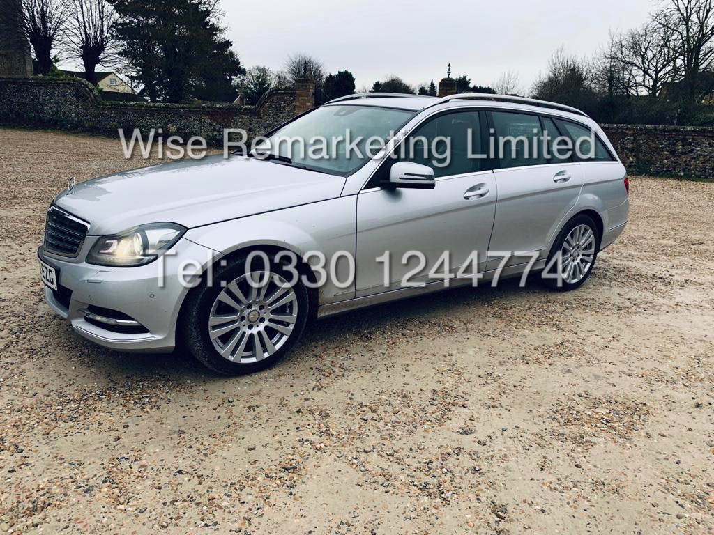 MERCEDES C220 SE EXECUTIVE ESTATE 2.1 CDI 13 REG *CREAM LEATHER* - Image 9 of 23