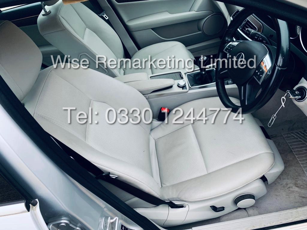 MERCEDES C220 SE EXECUTIVE ESTATE 2.1 CDI 13 REG *CREAM LEATHER* - Image 12 of 23
