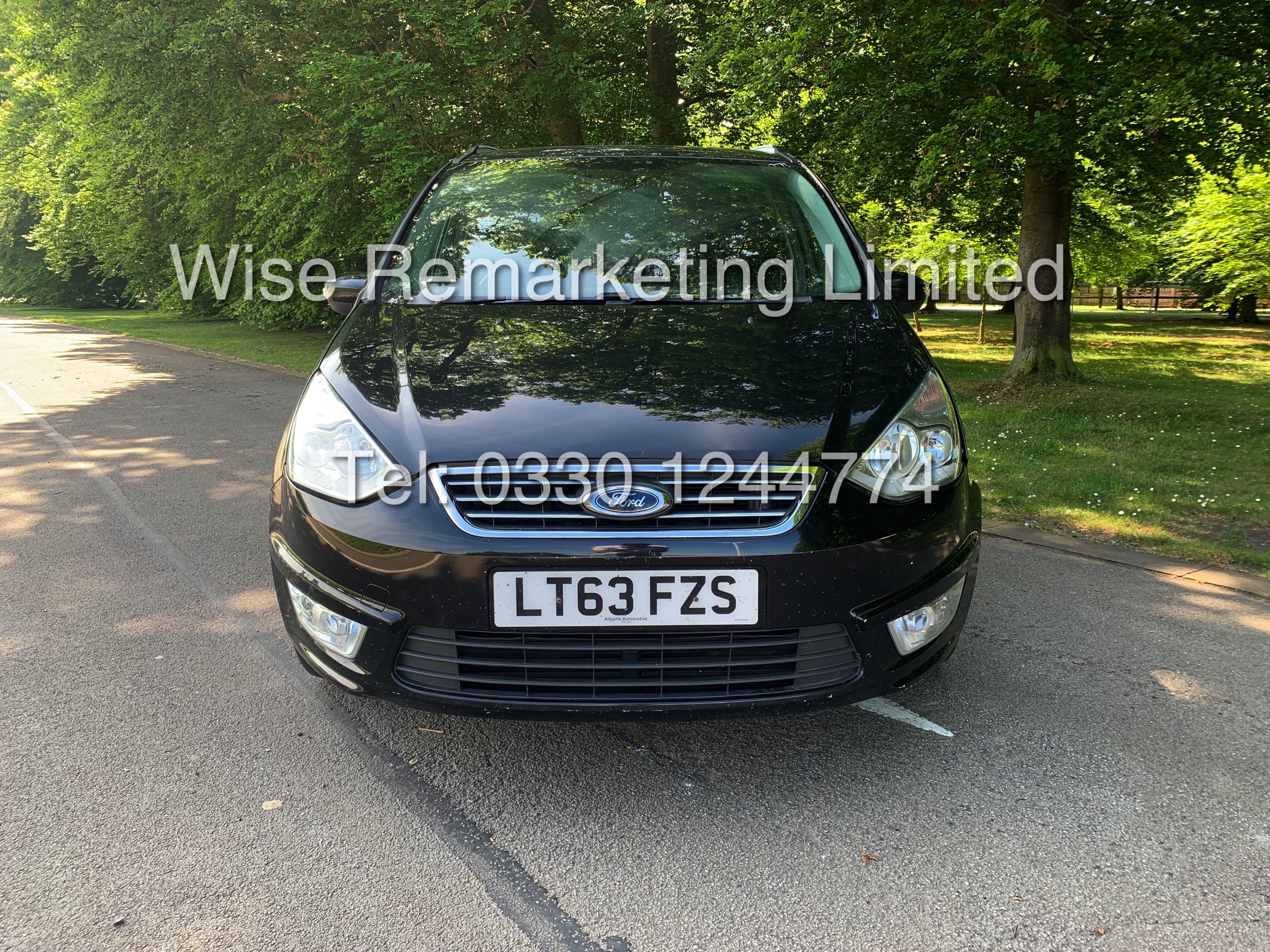 FORD GALAXY ZETEC 2.0L TDCI AUTO 7 SEATER MPV 63 REG *1 OWNER* - Image 8 of 20