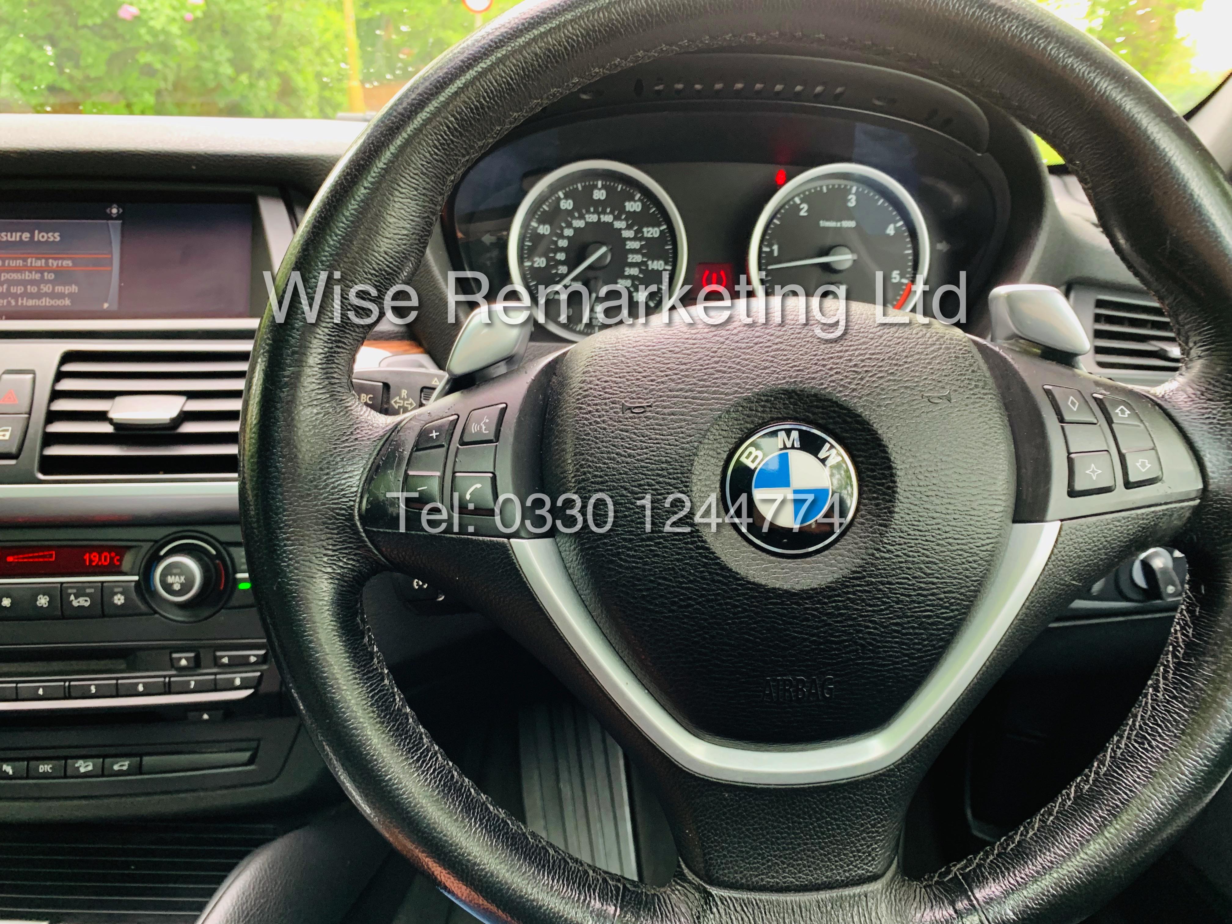 BMW X6 XDRIVE 35D AUTO (2009 SPEC) *1 PREVIOUS OWNER* PARKING AID - SAT NAV - FSH - Image 15 of 25