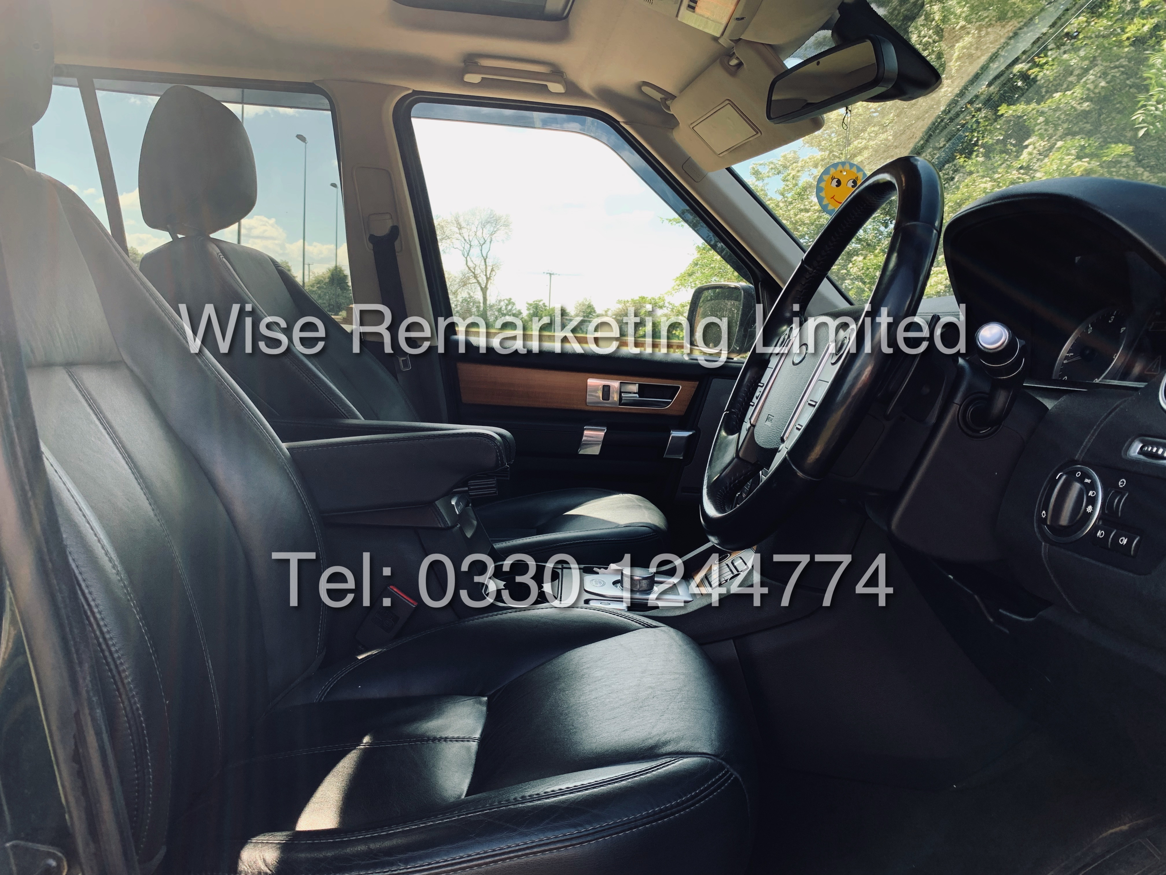 **RESERVE MET** Land Rover Discovery (HSE) 3.0Sdv6 Automatic / 2013 Registered / Fully Loaded / - Image 8 of 29