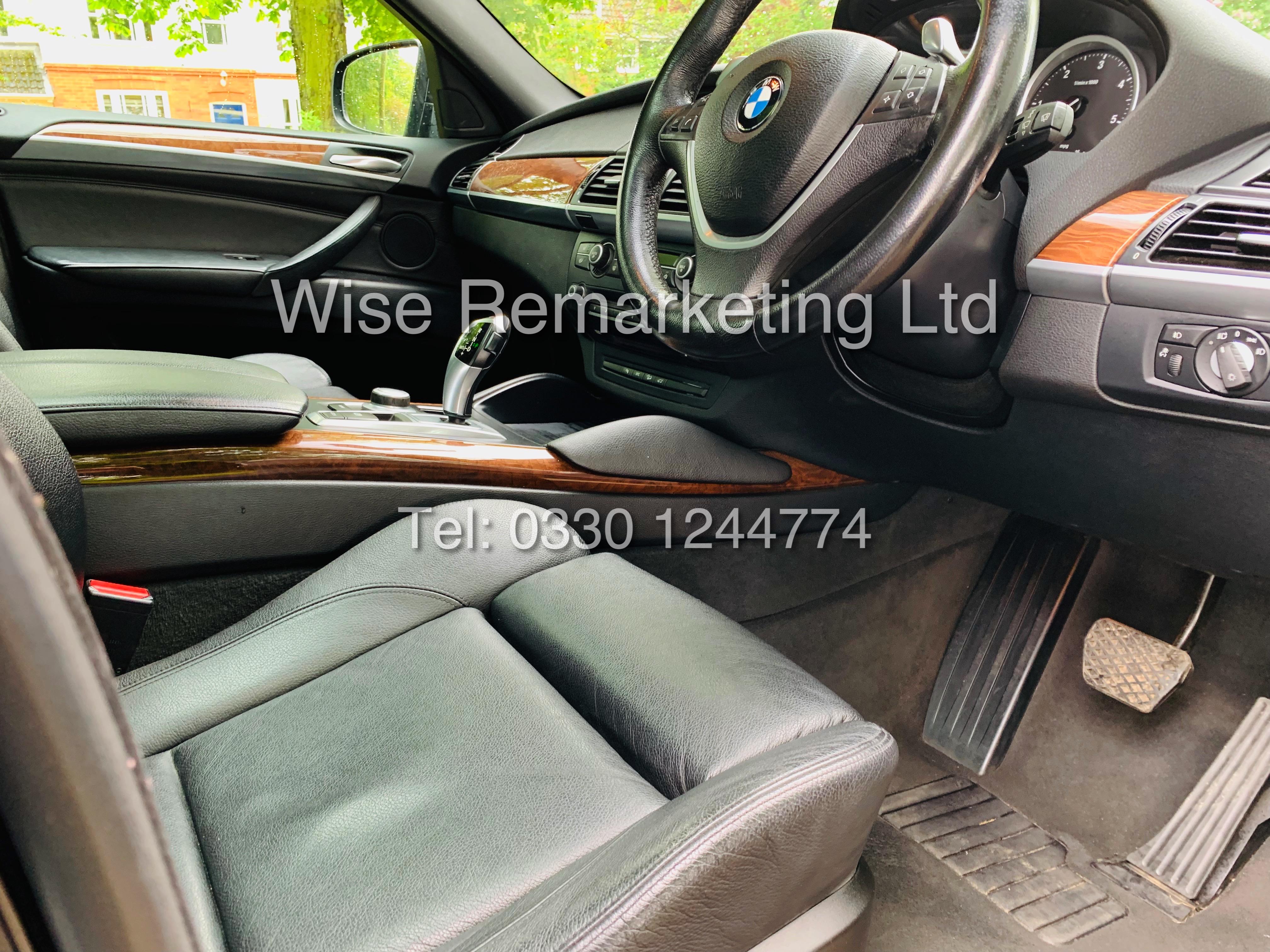 BMW X6 XDRIVE 35D AUTO (2009 SPEC) *1 PREVIOUS OWNER* PARKING AID - SAT NAV - FSH - Image 23 of 25