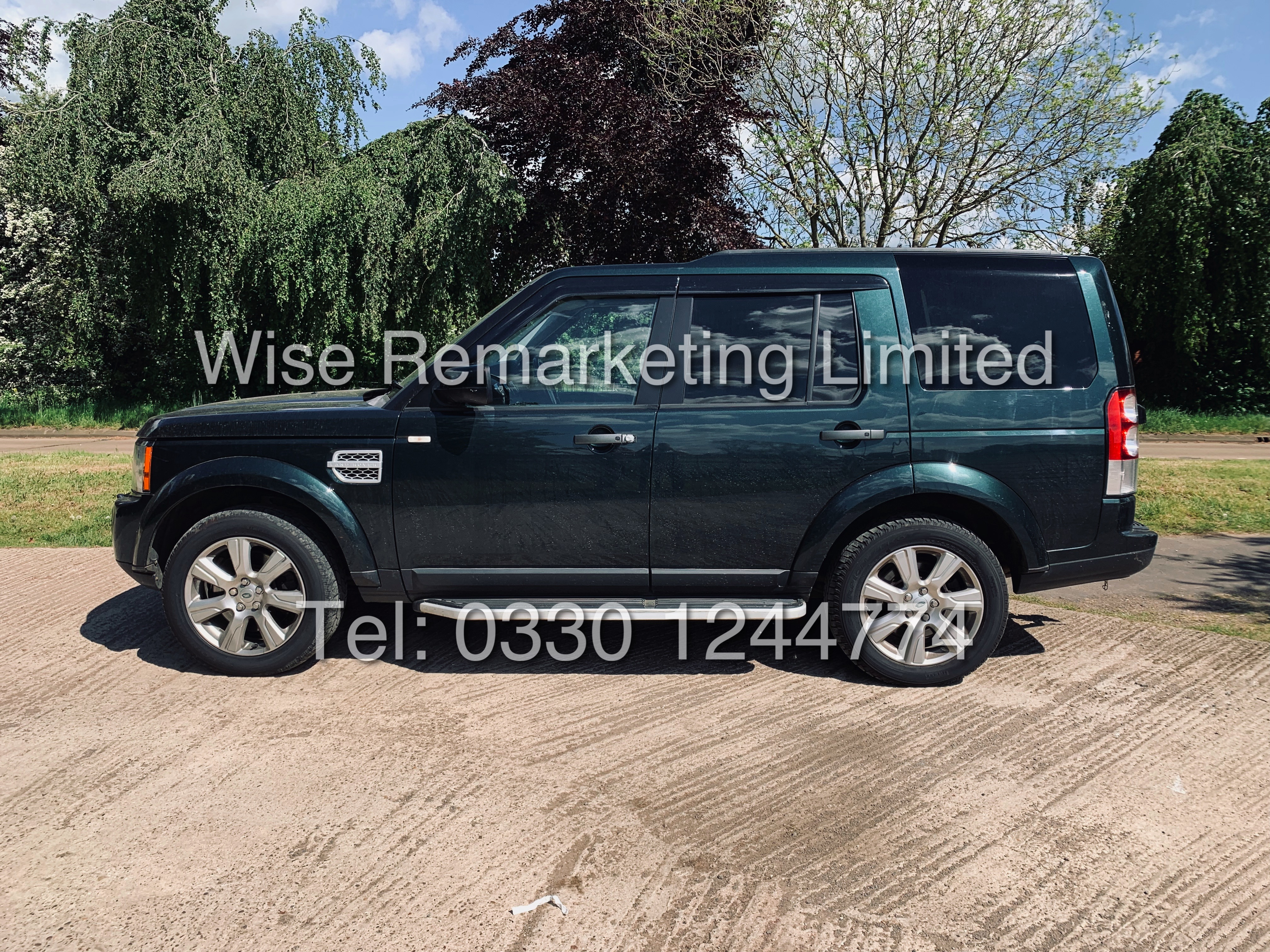 **RESERVE MET** Land Rover Discovery (HSE) 3.0Sdv6 Automatic / 2013 Registered / Fully Loaded / - Image 2 of 29