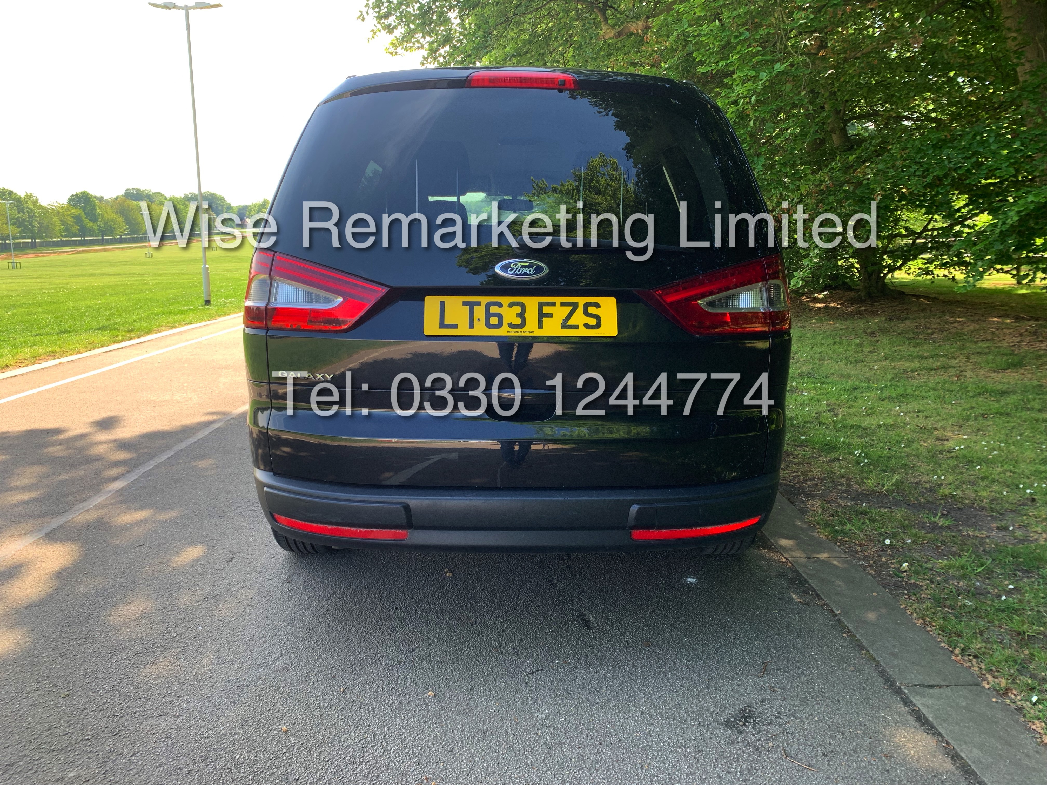 FORD GALAXY ZETEC 2.0L TDCI AUTO 7 SEATER MPV 63 REG *1 OWNER* - Image 6 of 20