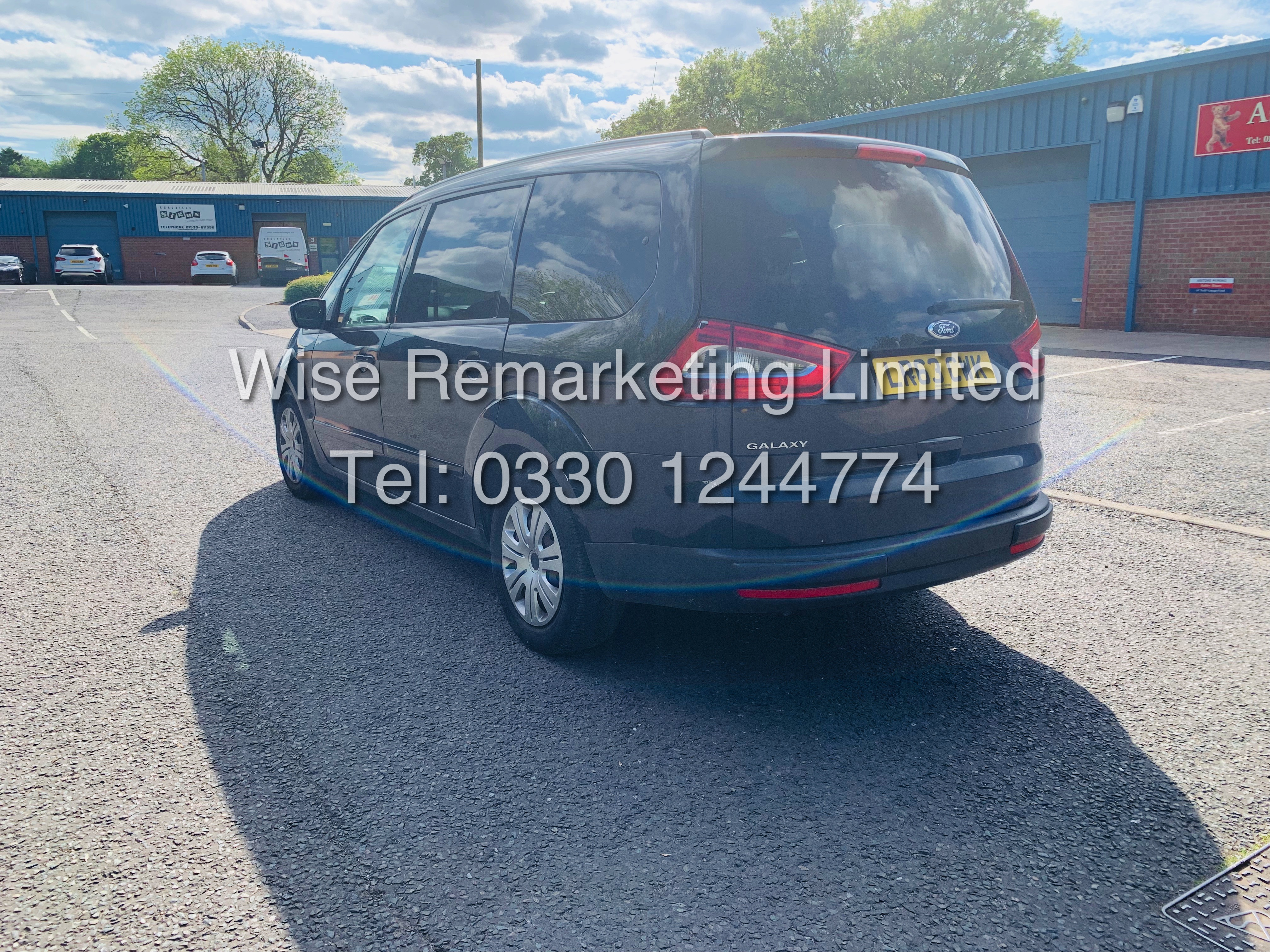 FORD GALAXY ZETEC 2.0L TDCI AUTO 7 SEATER MPV 63 REG *1 OWNER* - Image 6 of 18