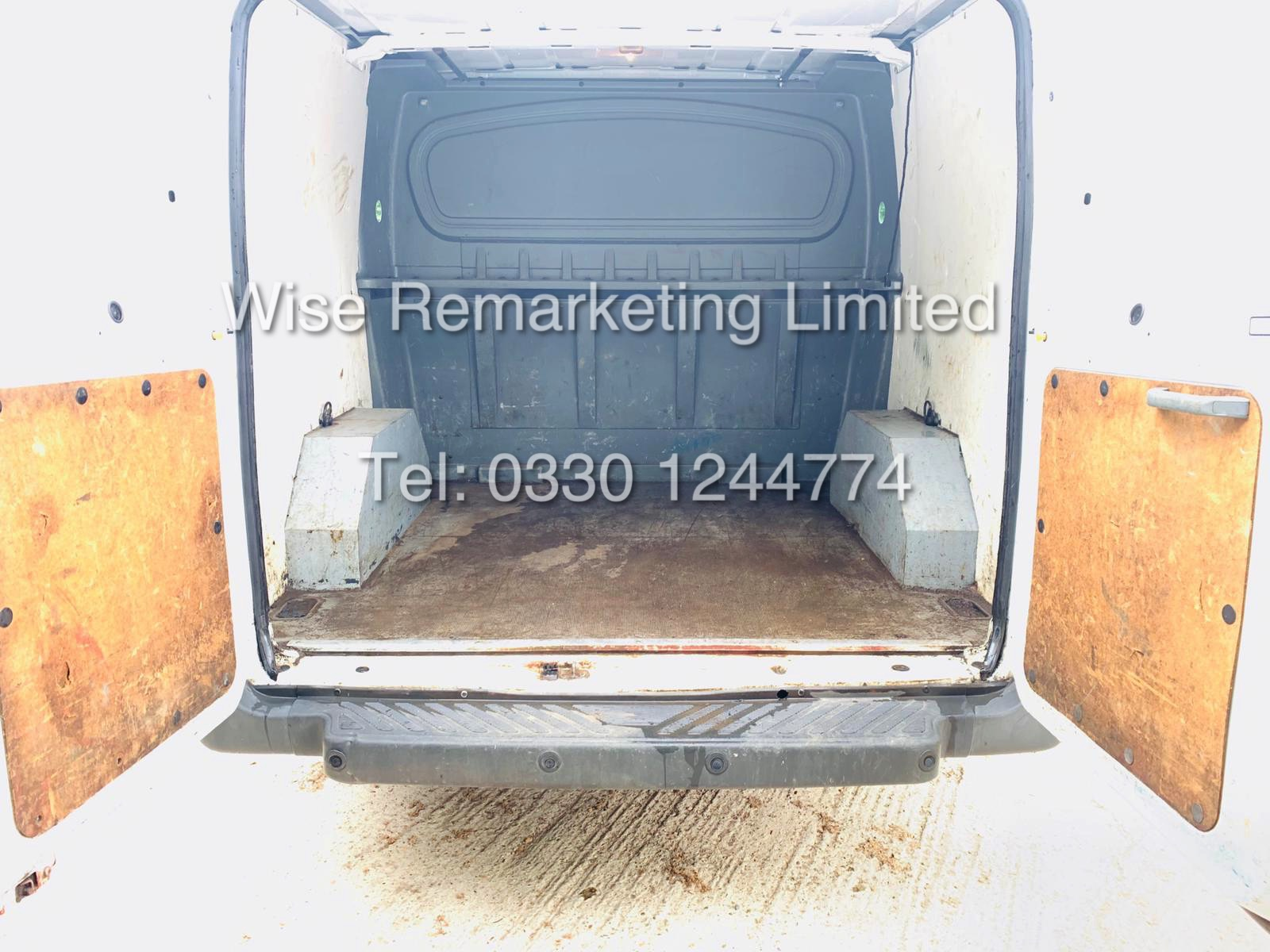 FORD TRANSIT T280 100 2.2 TDCI 6 SEATER KOMBI/CREW VAN 2012 *6 SPEED* - Image 12 of 22