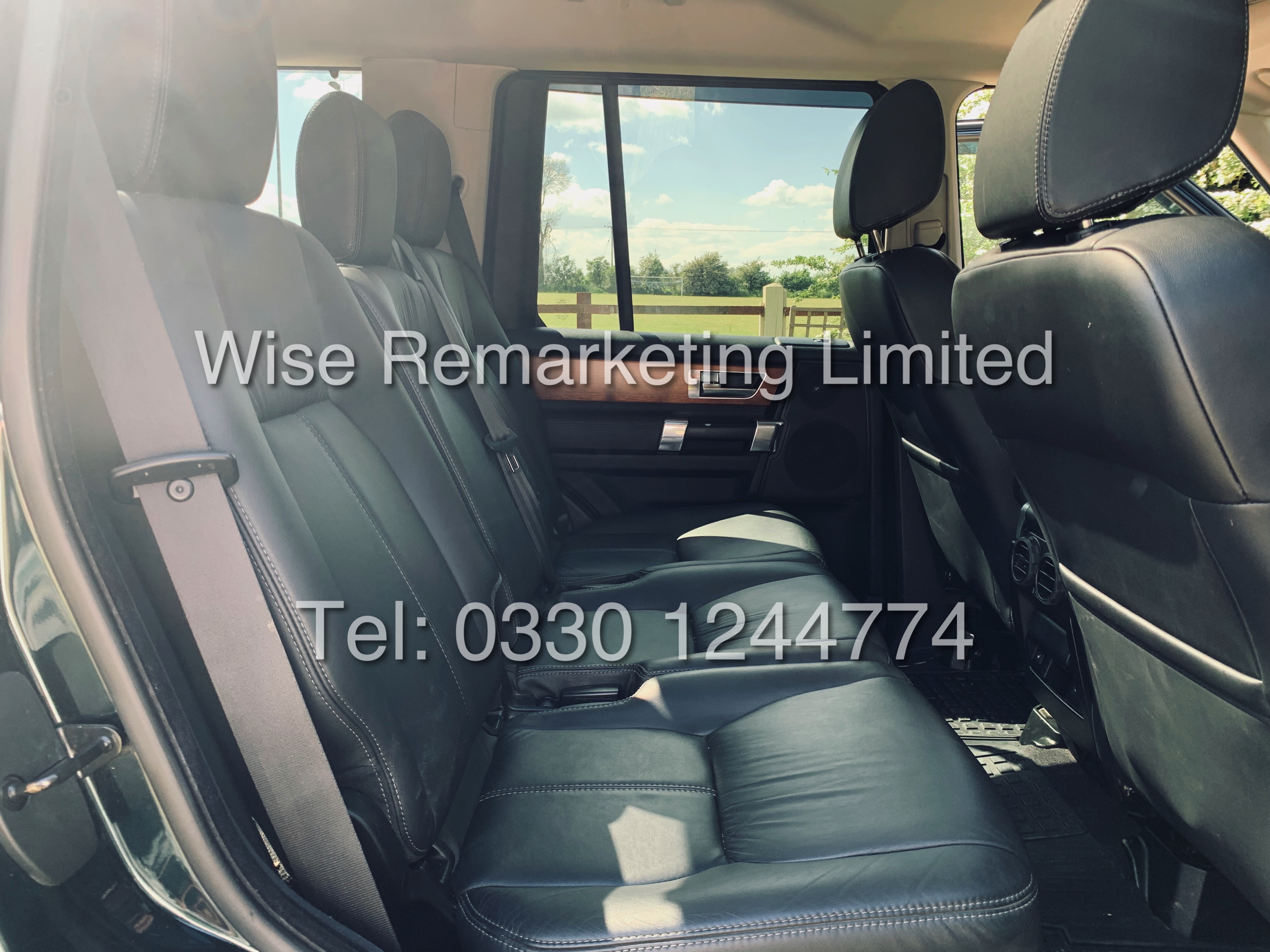 **RESERVE MET** Land Rover Discovery (HSE) 3.0Sdv6 Automatic / 2013 Registered / Fully Loaded / - Image 9 of 29