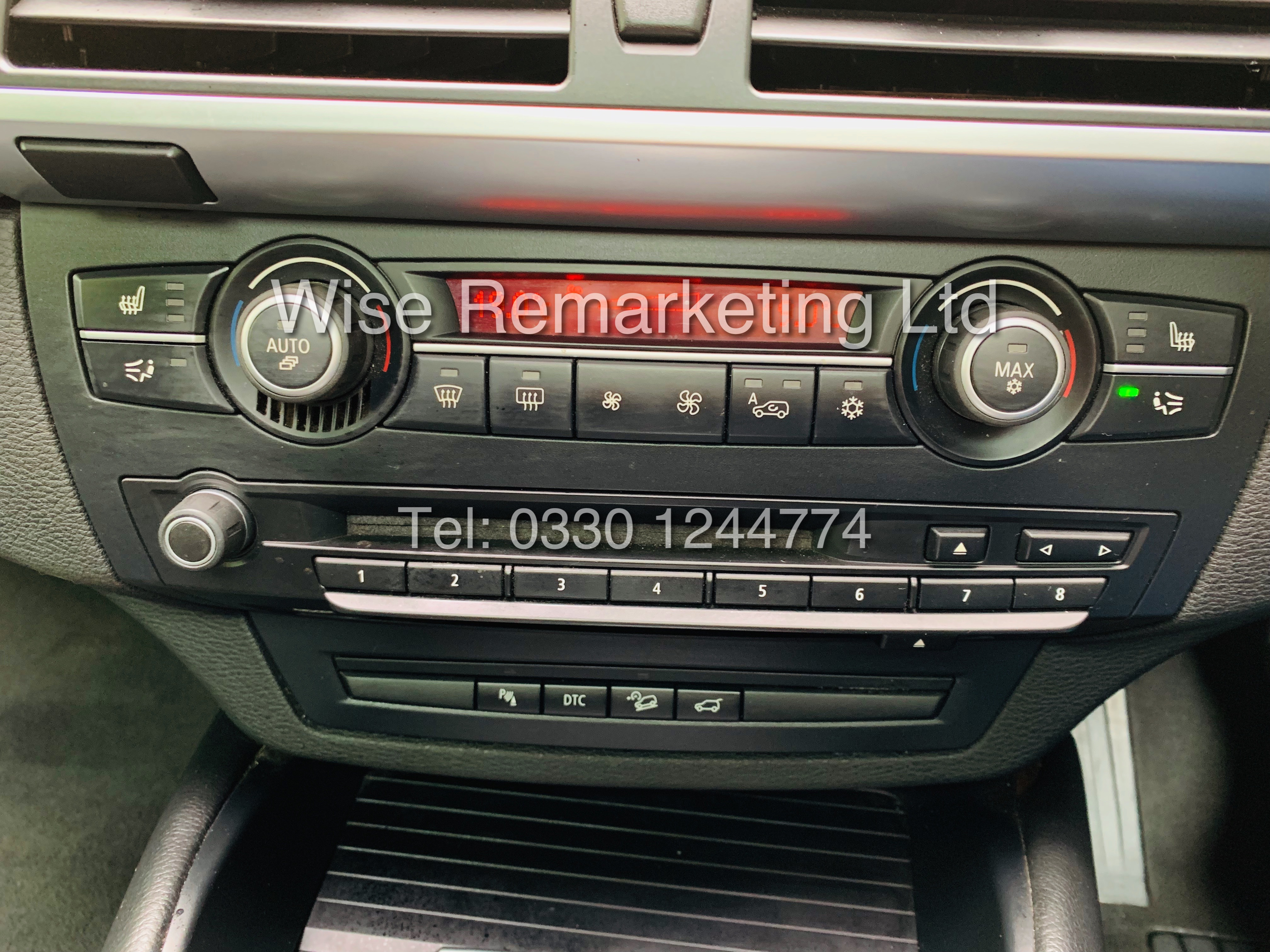 BMW X6 XDRIVE 35D AUTO (2009 SPEC) *1 PREVIOUS OWNER* PARKING AID - SAT NAV - FSH - Image 24 of 25