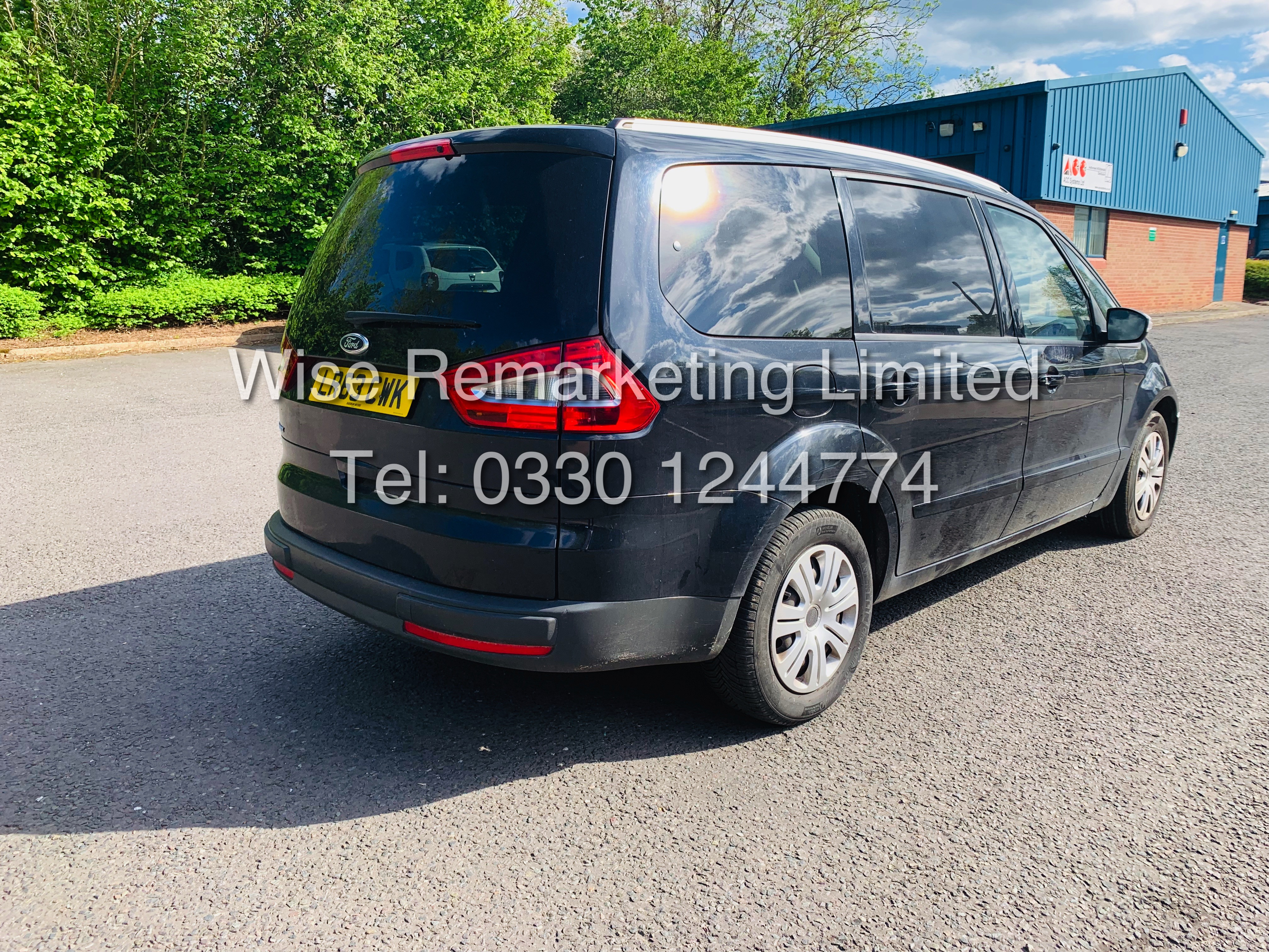 FORD GALAXY ZETEC 2.0L TDCI AUTO 7 SEATER MPV 63 REG *1 OWNER* - Image 4 of 18