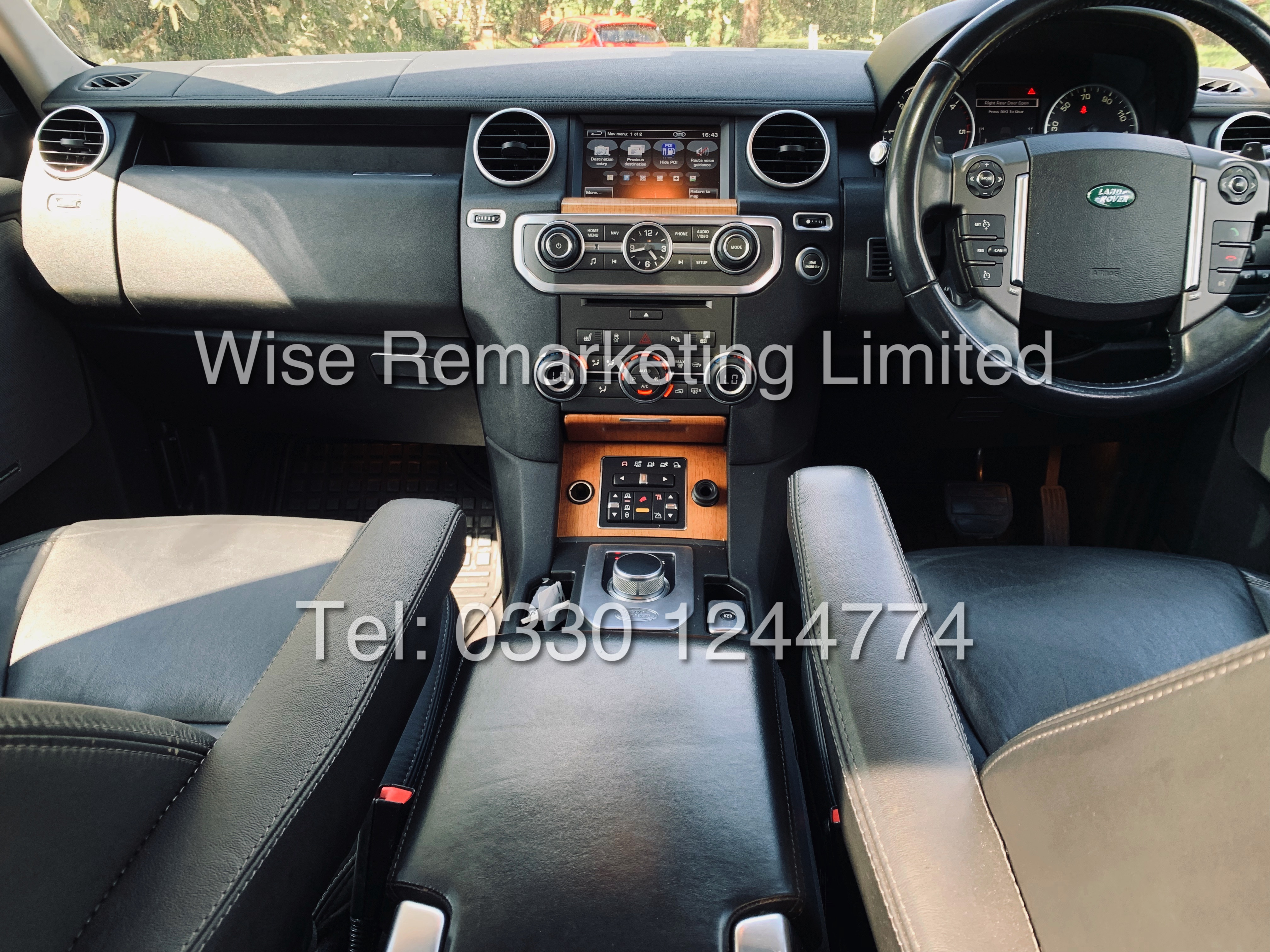 **RESERVE MET** Land Rover Discovery (HSE) 3.0Sdv6 Automatic / 2013 Registered / Fully Loaded / - Image 11 of 29