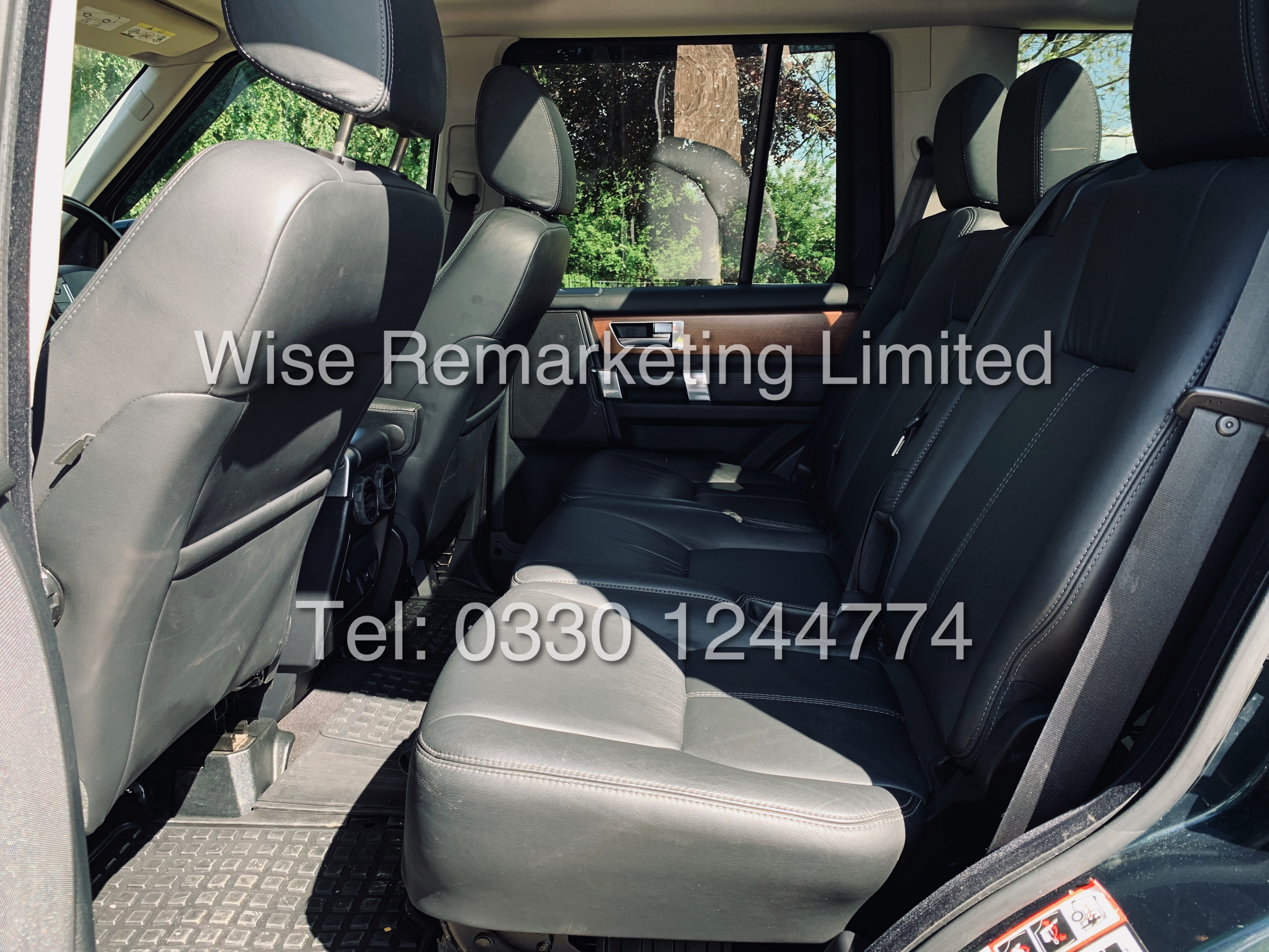 **RESERVE MET** Land Rover Discovery (HSE) 3.0Sdv6 Automatic / 2013 Registered / Fully Loaded / - Image 7 of 29