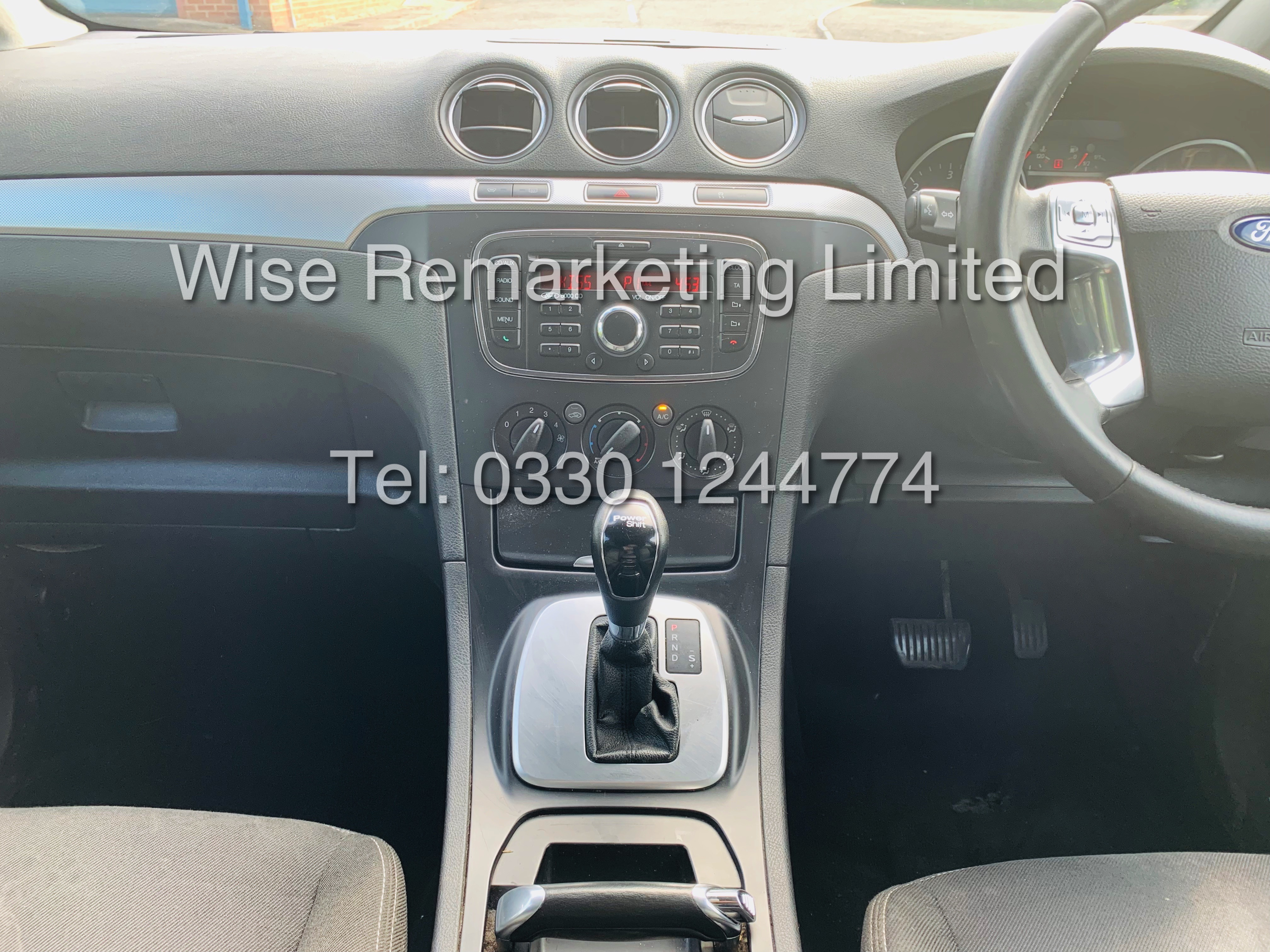 FORD GALAXY ZETEC 2.0L TDCI AUTO 7 SEATER MPV 63 REG *1 OWNER* - Image 20 of 20