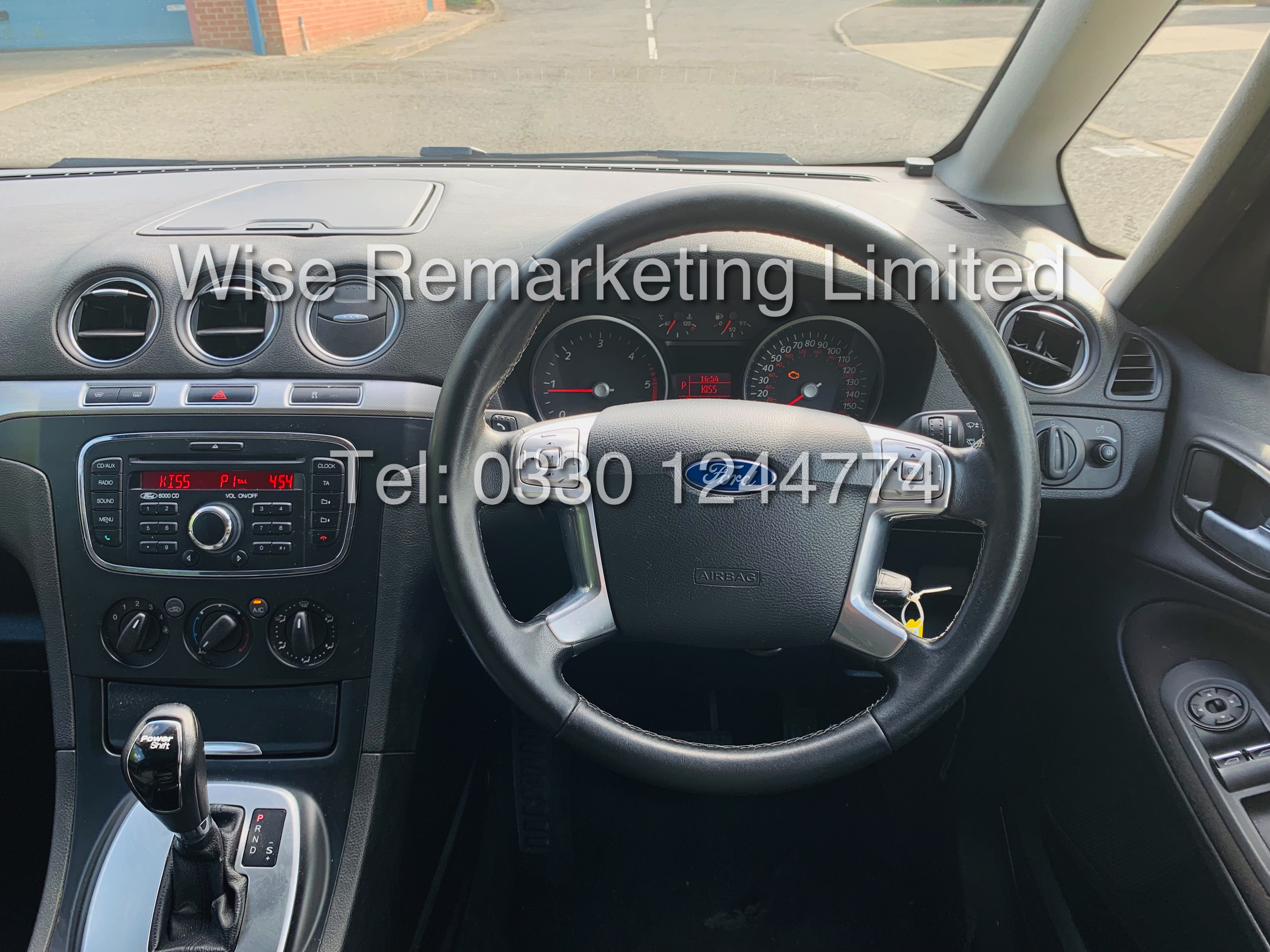 FORD GALAXY ZETEC 2.0L TDCI AUTO 7 SEATER MPV 63 REG *1 OWNER* - Image 18 of 20