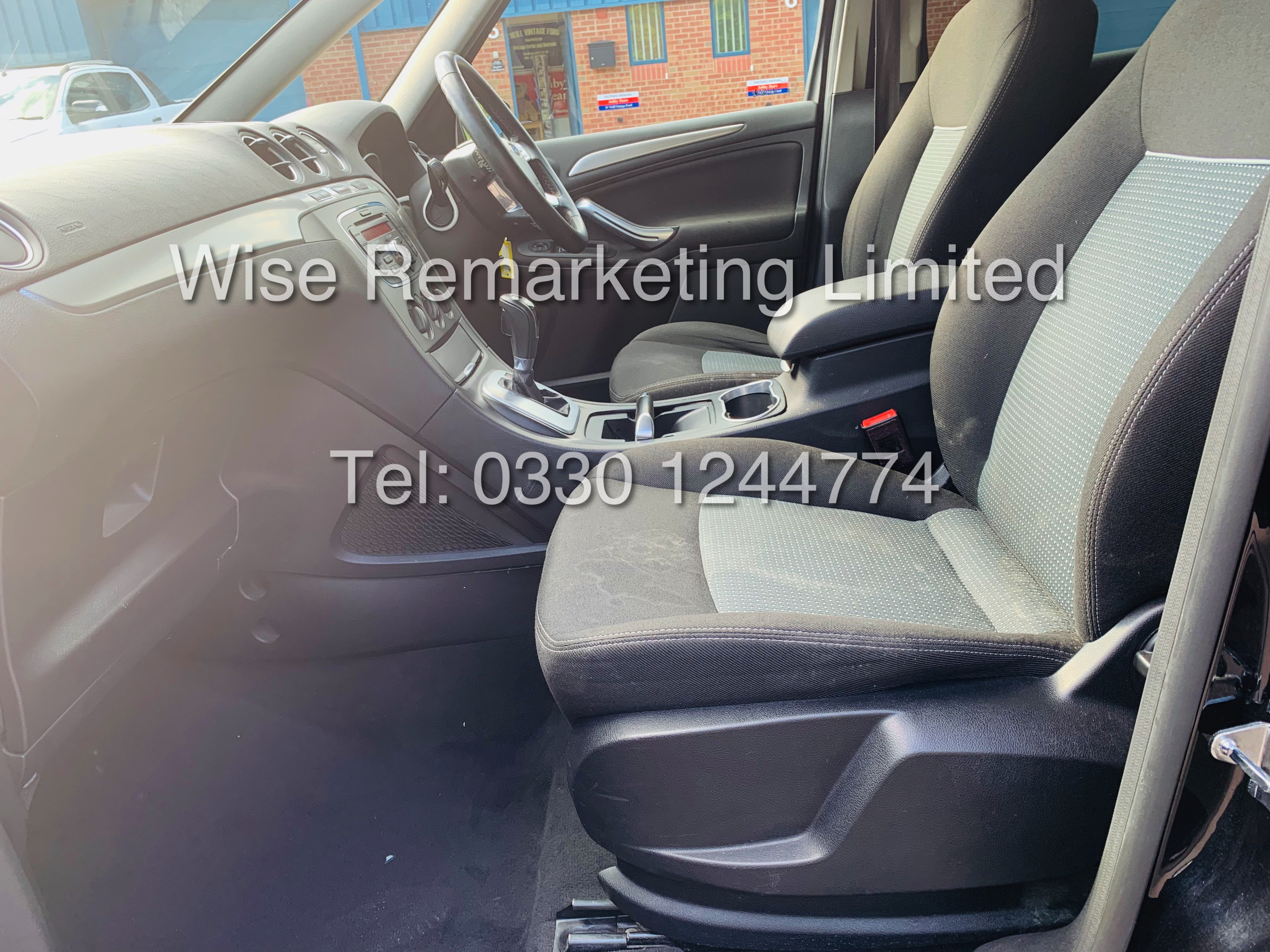 FORD GALAXY ZETEC 2.0L TDCI AUTO 7 SEATER MPV 63 REG *1 OWNER* - Image 16 of 20