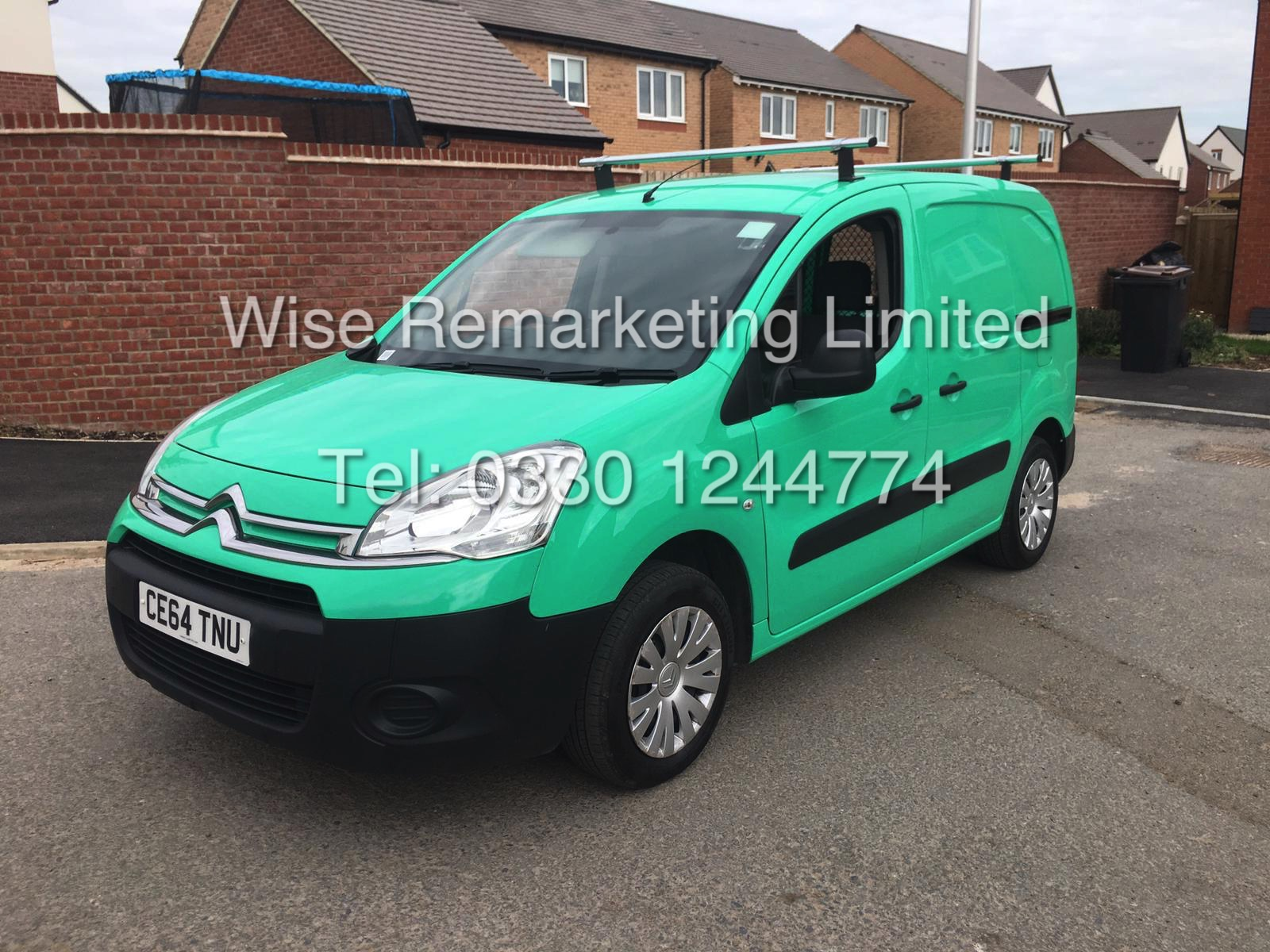 CITROEN BERLINGO 1.6 HDI LX AIRDREAM EDITION *2015 SPEC* - Image 2 of 11