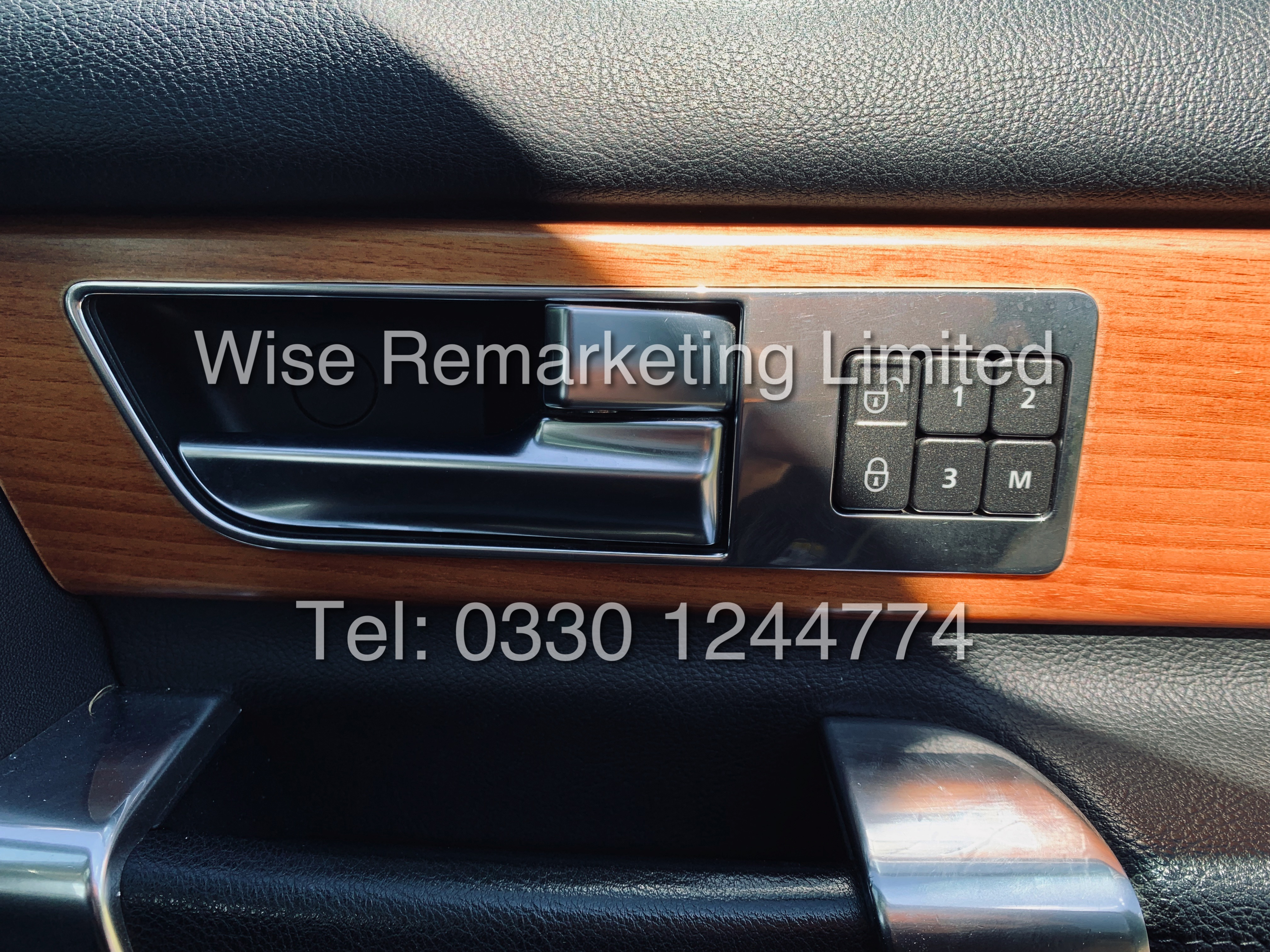 **RESERVE MET** Land Rover Discovery (HSE) 3.0Sdv6 Automatic / 2013 Registered / Fully Loaded / - Image 22 of 29