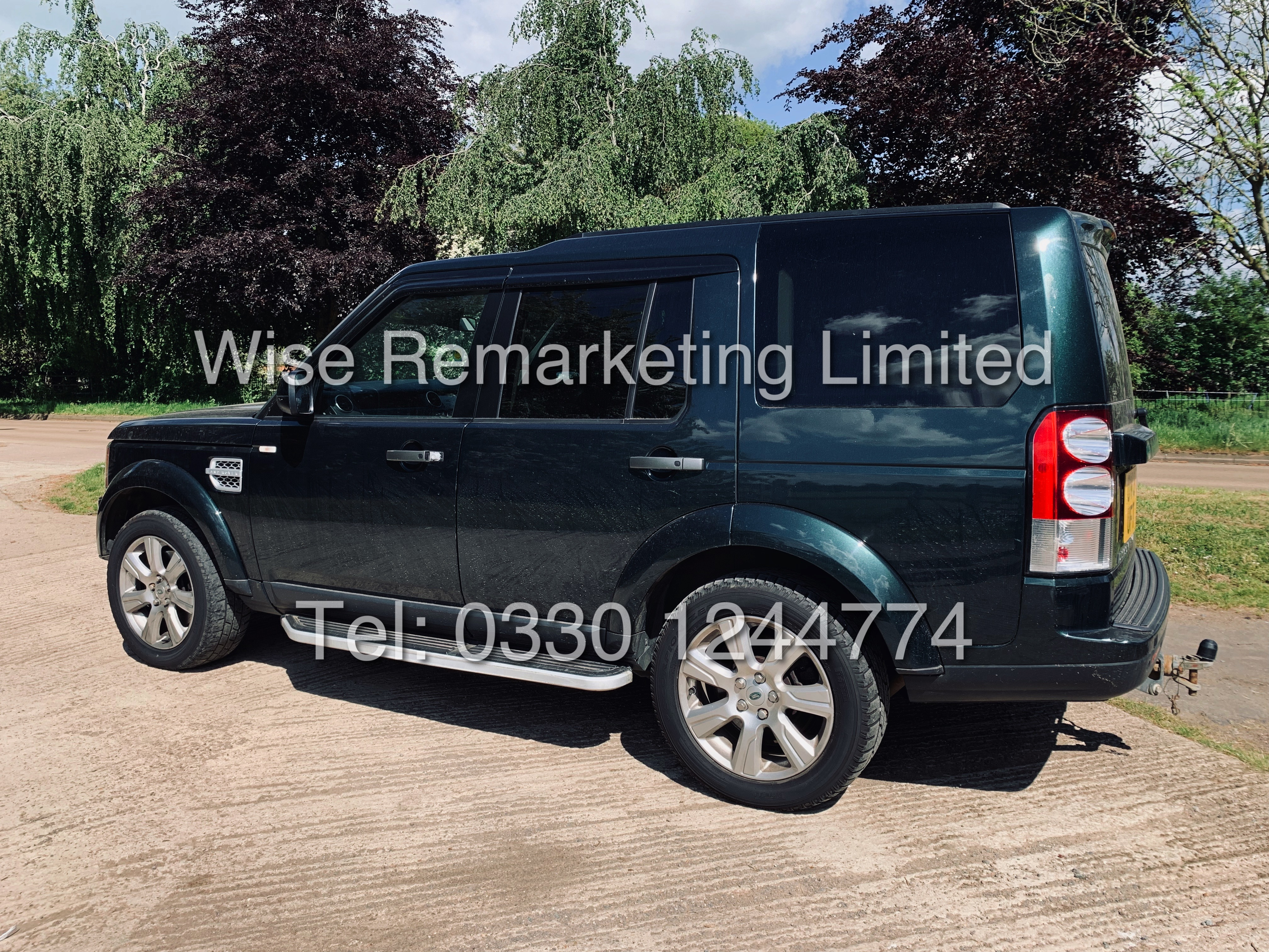 **RESERVE MET** Land Rover Discovery (HSE) 3.0Sdv6 Automatic / 2013 Registered / Fully Loaded / - Image 5 of 29