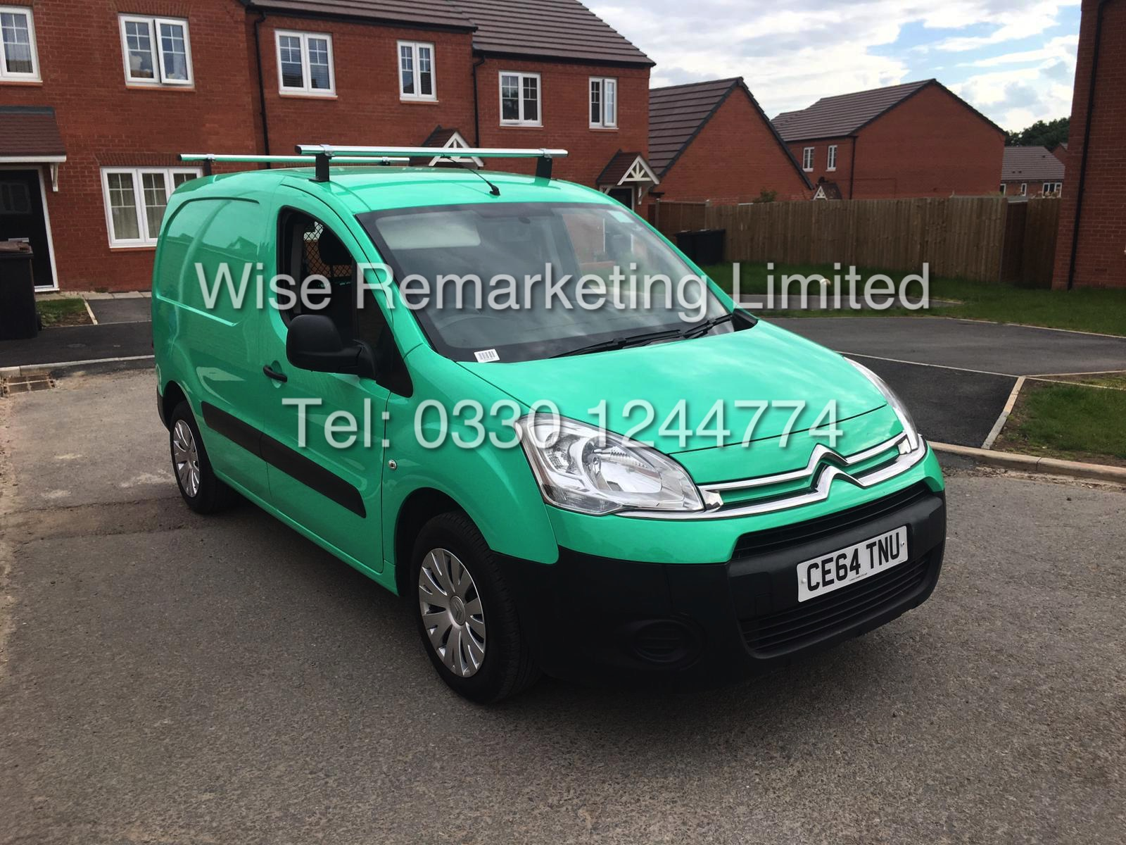 CITROEN BERLINGO 1.6 HDI LX AIRDREAM EDITION *2015 SPEC*