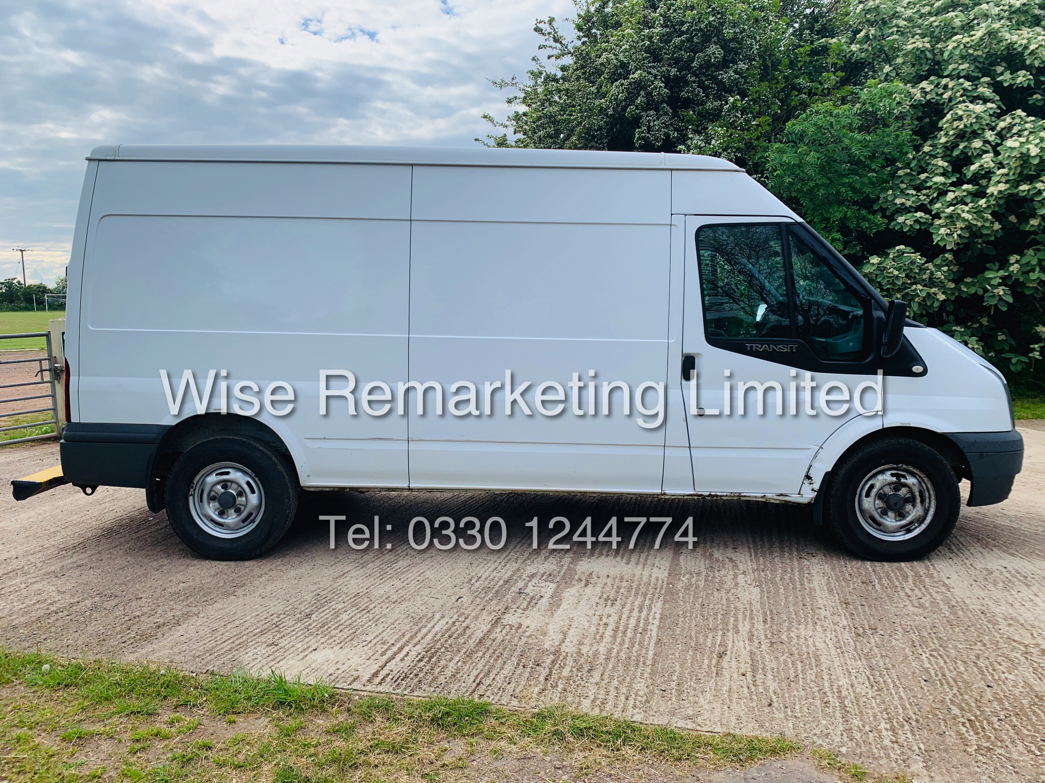 FORD TRANSIT T350 115 2.2 TDCI LWB 2011 *1 COMPANY OWNER* - Image 3 of 22