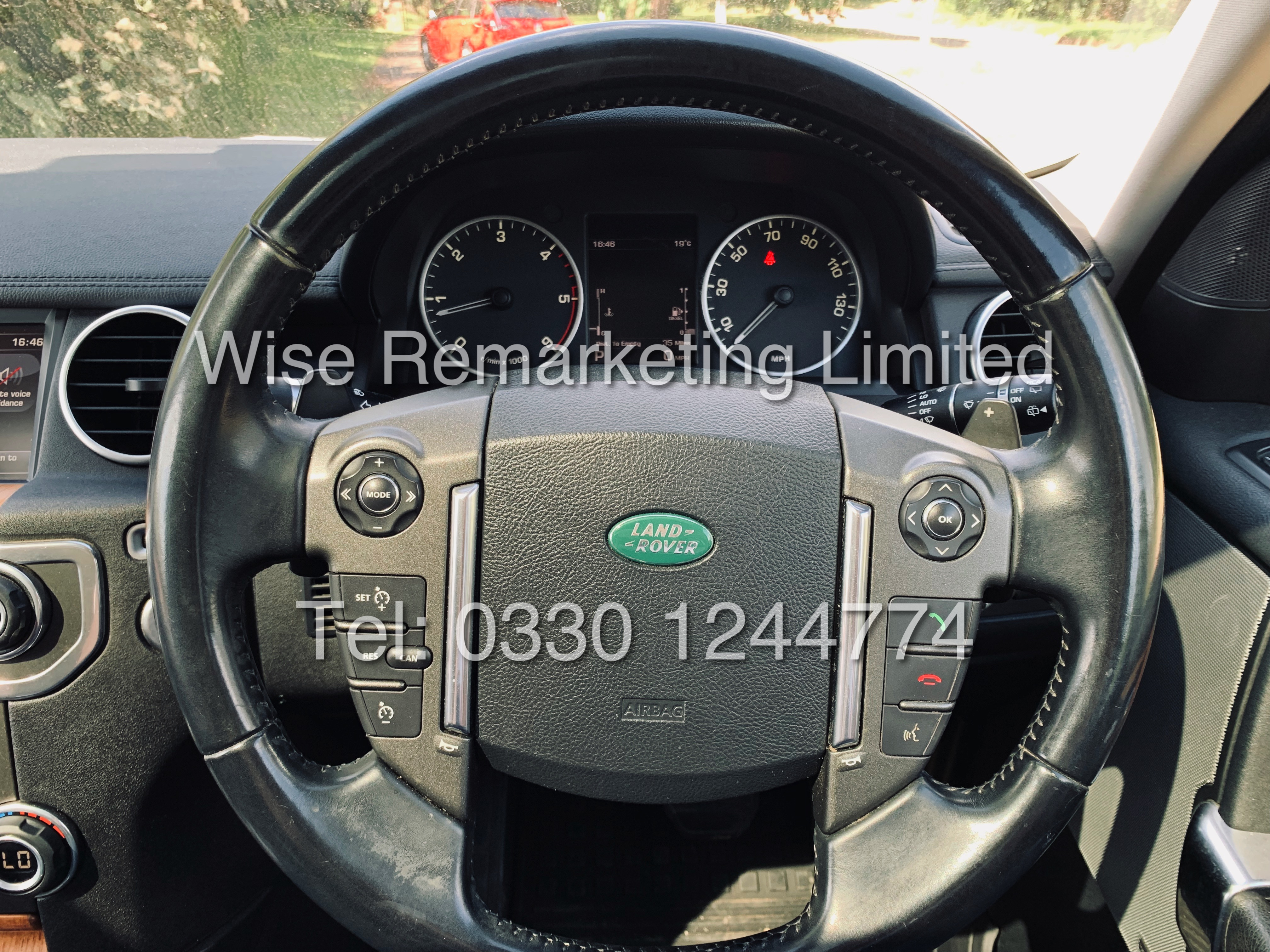 **RESERVE MET** Land Rover Discovery (HSE) 3.0Sdv6 Automatic / 2013 Registered / Fully Loaded / - Image 19 of 29