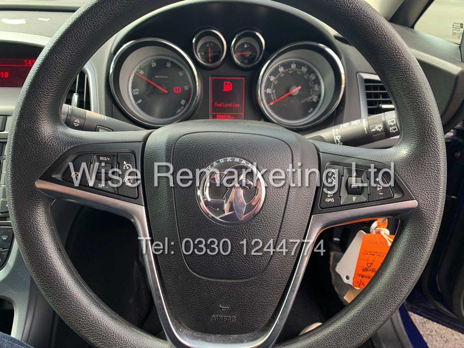 *RESERVE MET* VAUXHALL ASTRA 1.6 CDTI DESIGN ECO FLEX ESTATE (2014 REG) 1 OWNER - Image 21 of 23