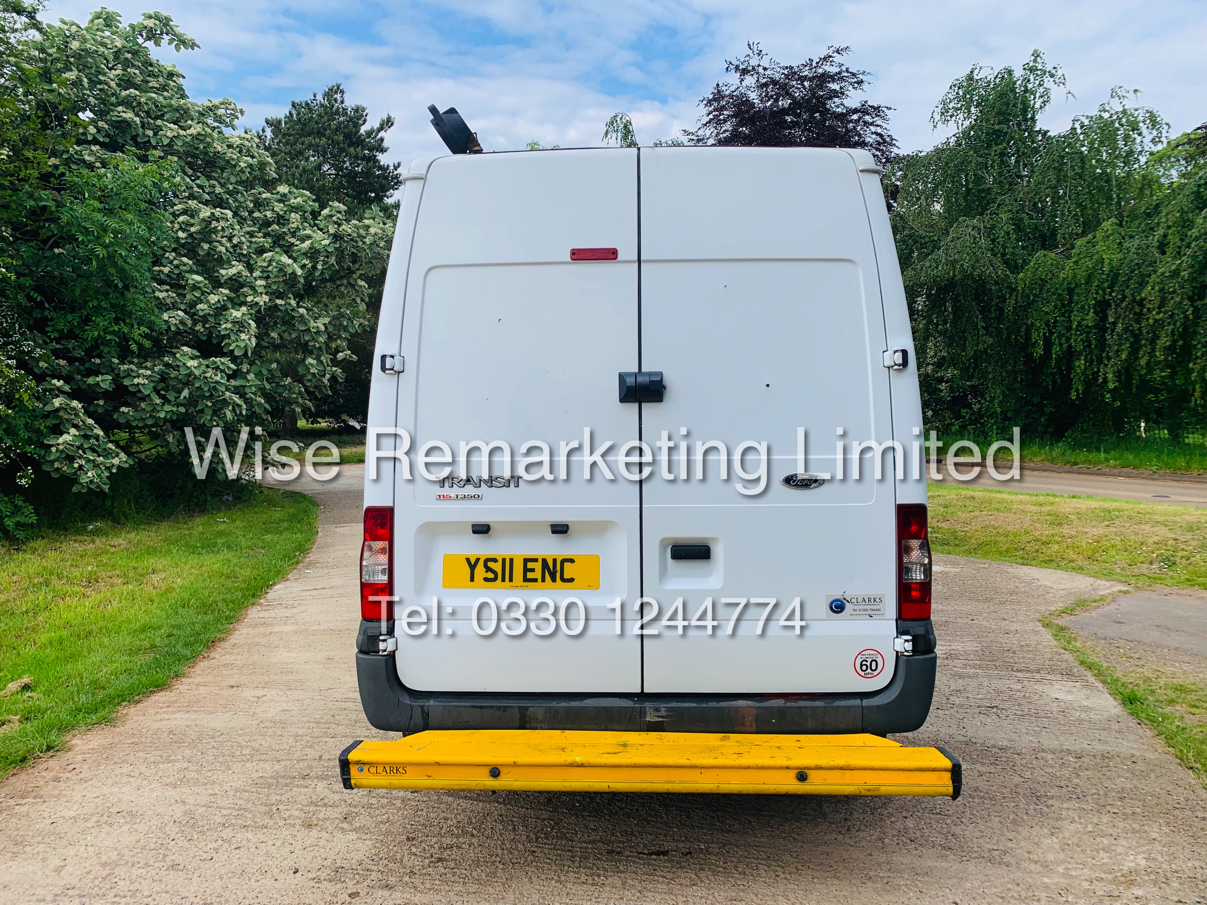 FORD TRANSIT T350 115 2.2 TDCI LWB 2011 *1 COMPANY OWNER* - Image 6 of 22