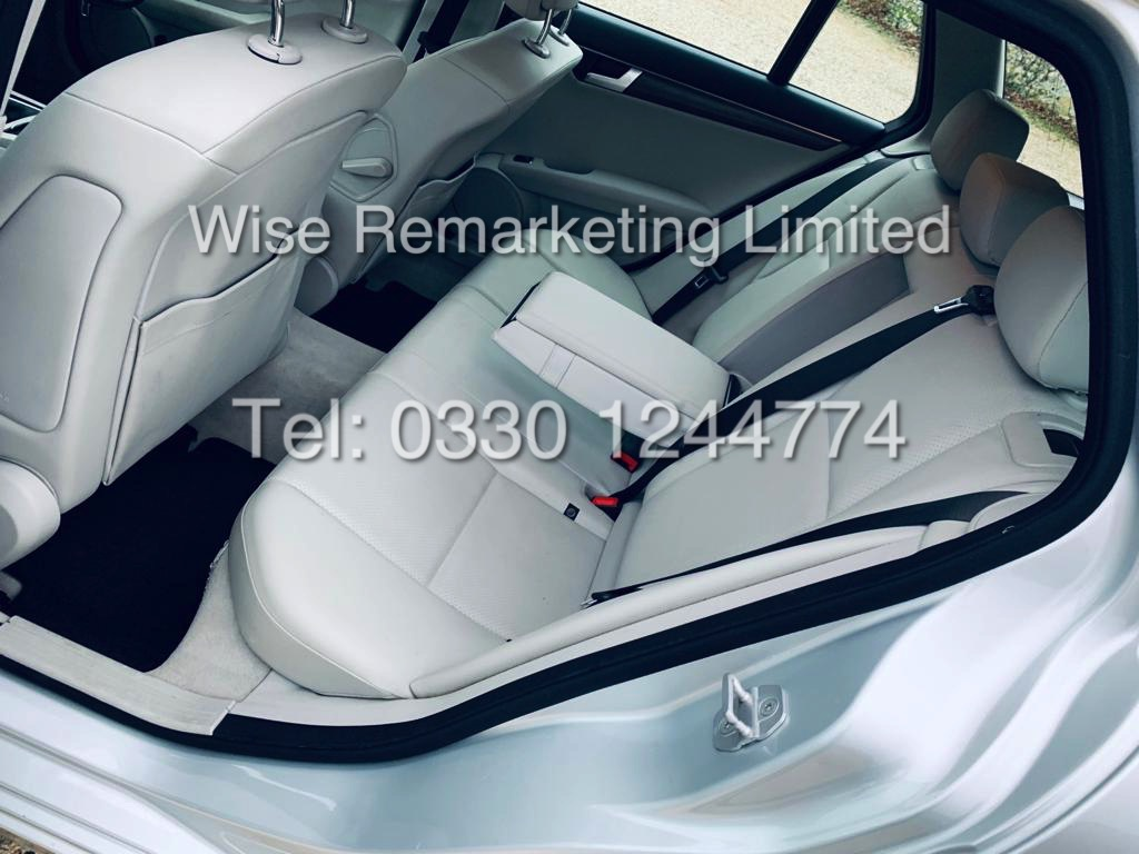 MERCEDES C220 SE EXECUTIVE ESTATE 2.1 CDI 13 REG *CREAM LEATHER* - Image 14 of 23