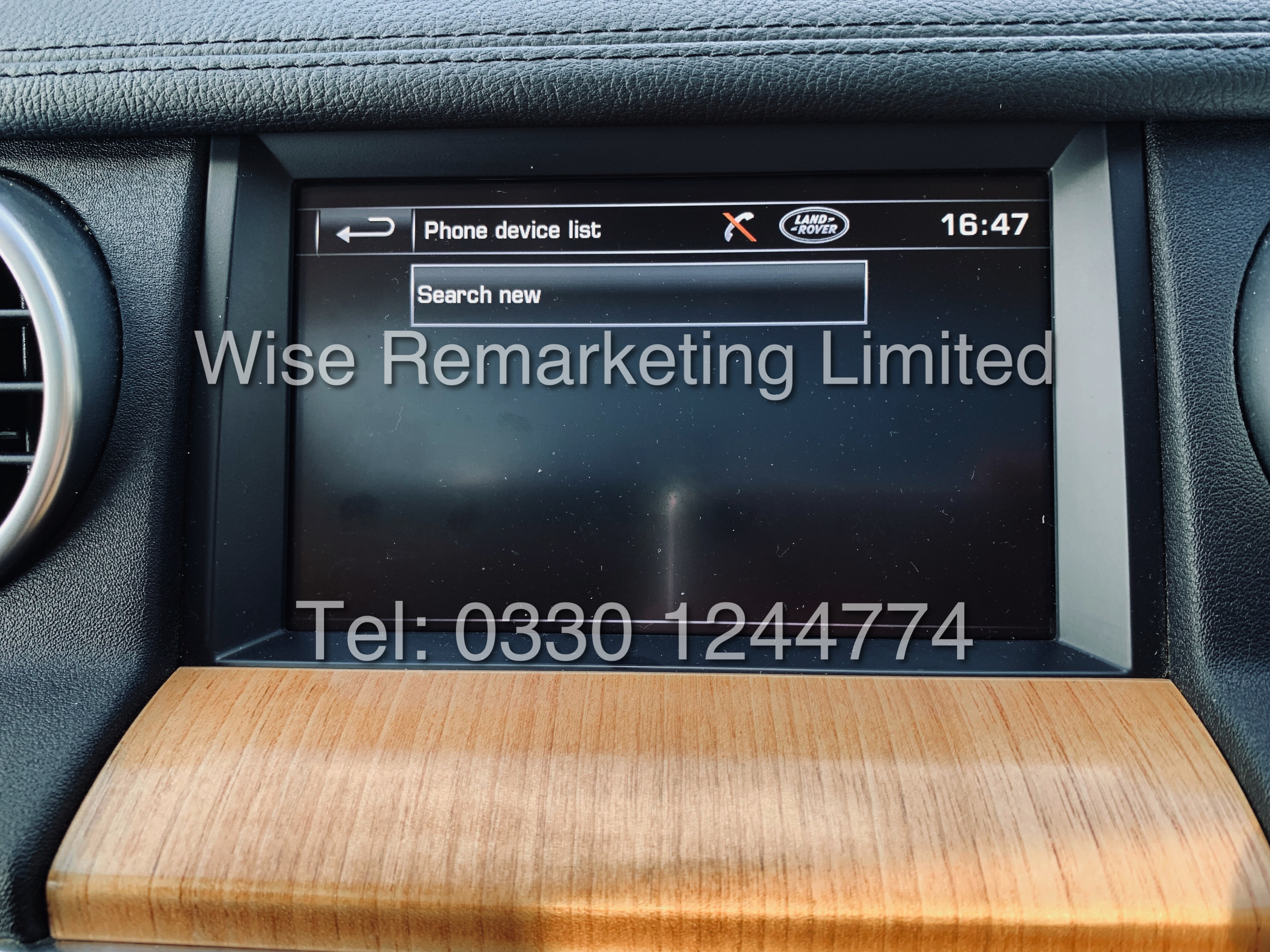 **RESERVE MET** Land Rover Discovery (HSE) 3.0Sdv6 Automatic / 2013 Registered / Fully Loaded / - Image 18 of 29