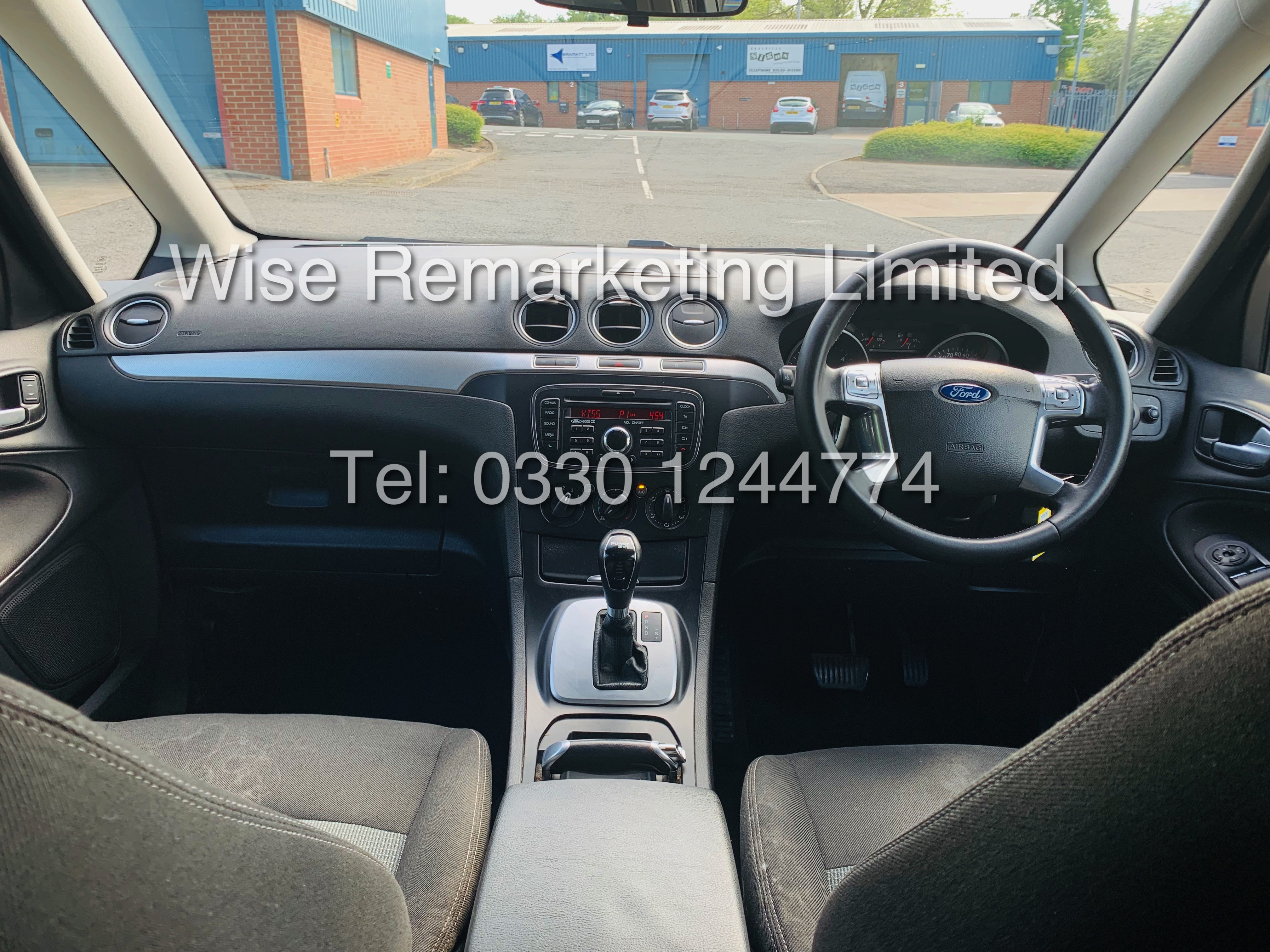 FORD GALAXY ZETEC 2.0L TDCI AUTO 7 SEATER MPV 63 REG *1 OWNER* - Image 17 of 20
