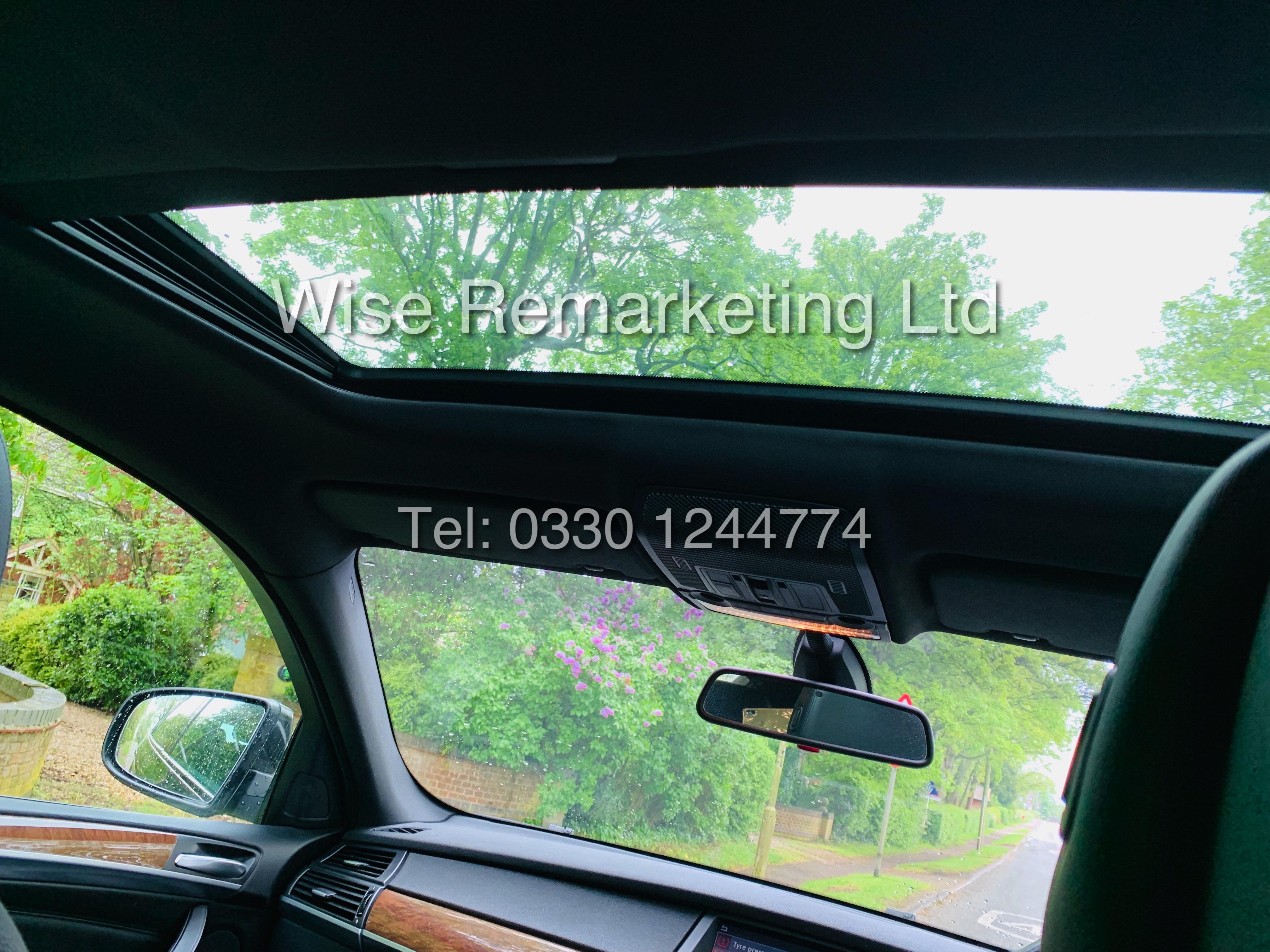 BMW X6 XDRIVE 35D AUTO (2009 SPEC) *1 PREVIOUS OWNER* PARKING AID - SAT NAV - FSH - Image 20 of 25