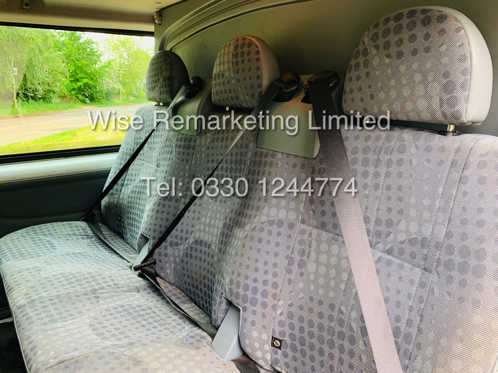 FORD TRANSIT T280 100 2.2 TDCI 6 SEATER KOMBI/CREW VAN 2012 *6 SPEED* - Image 19 of 22