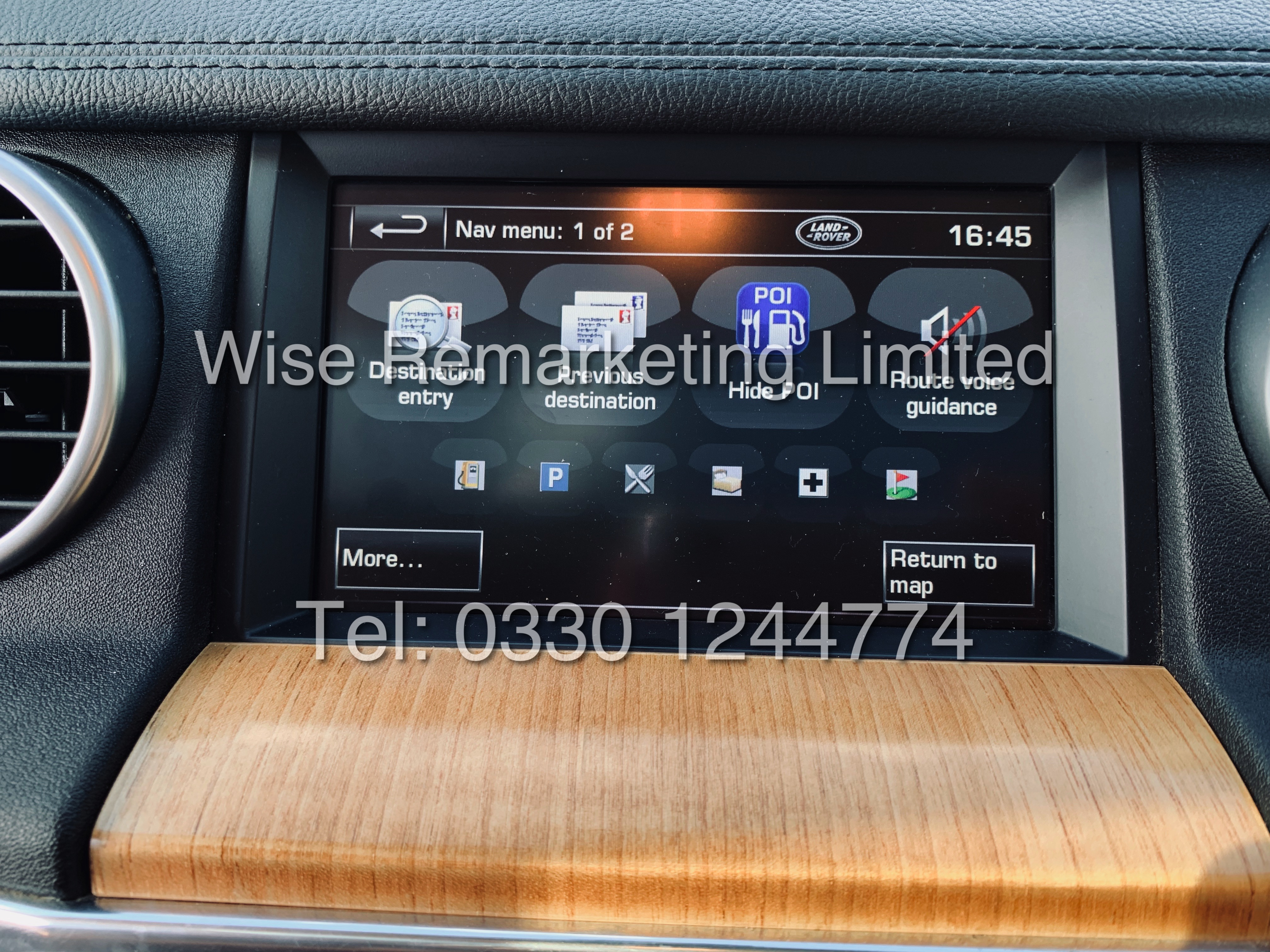 **RESERVE MET** Land Rover Discovery (HSE) 3.0Sdv6 Automatic / 2013 Registered / Fully Loaded / - Image 12 of 29