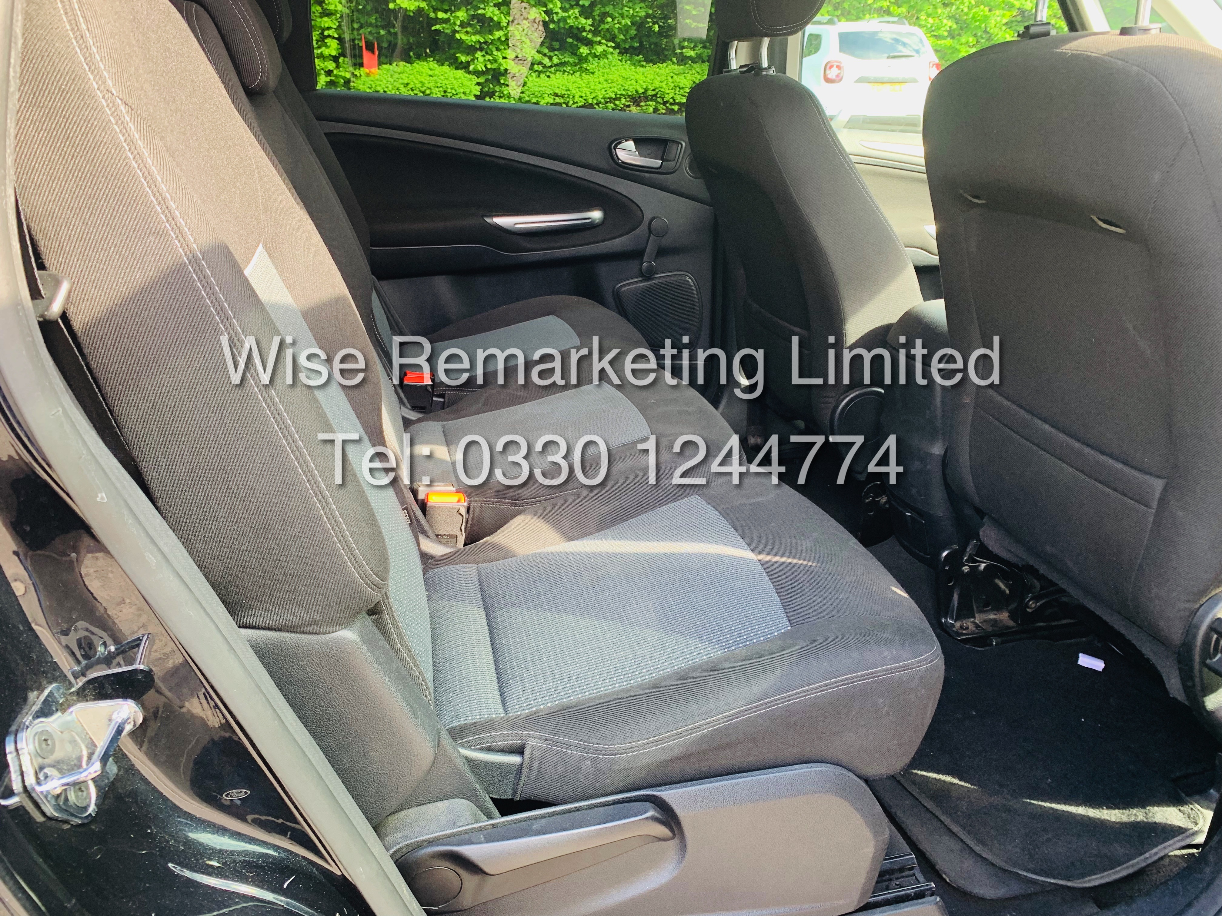 FORD GALAXY ZETEC 2.0L TDCI AUTO 7 SEATER MPV 63 REG *1 OWNER* - Image 9 of 18