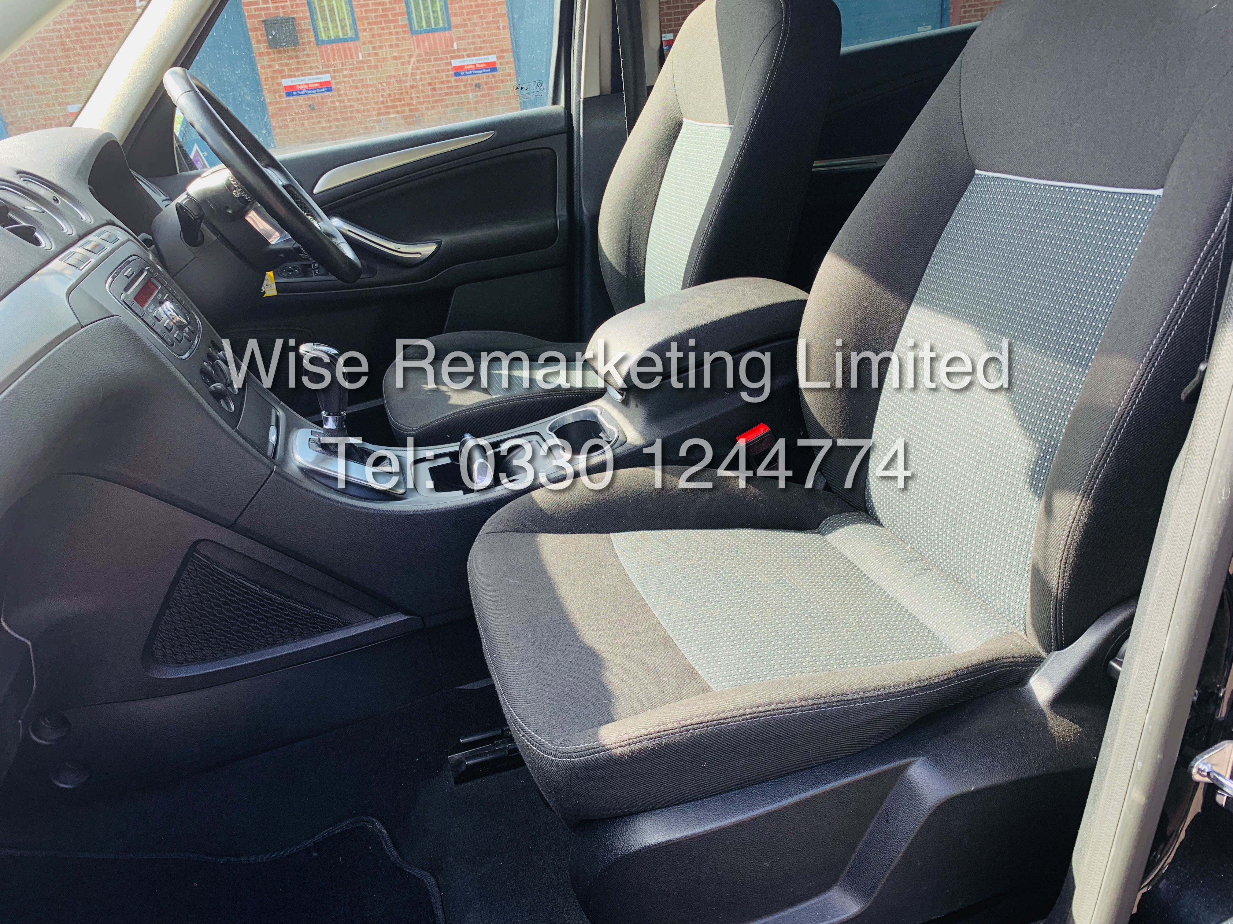 FORD GALAXY ZETEC 2.0L TDCI AUTO 7 SEATER MPV 63 REG *1 OWNER* - Image 15 of 18