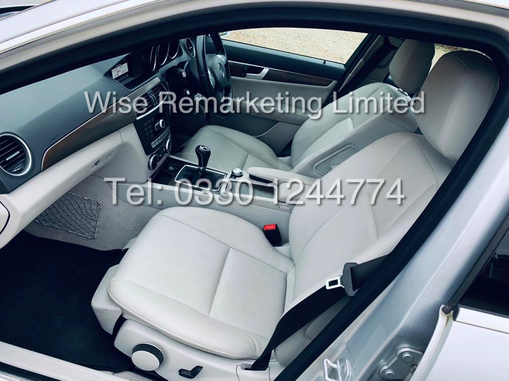 MERCEDES C220 SE EXECUTIVE ESTATE 2.1 CDI 13 REG *CREAM LEATHER* - Image 11 of 23
