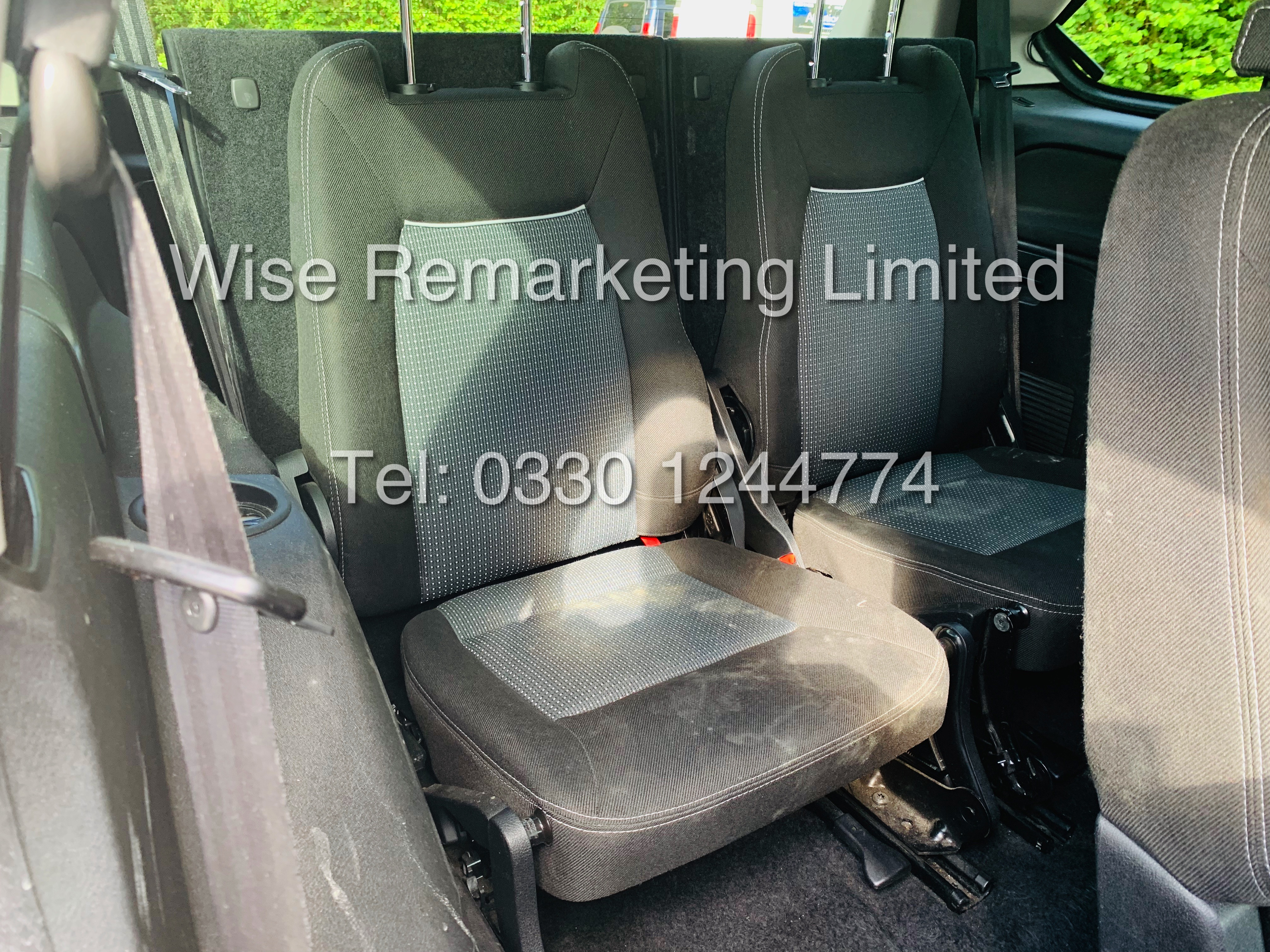 FORD GALAXY ZETEC 2.0L TDCI AUTO 7 SEATER MPV 63 REG *1 OWNER* - Image 11 of 20