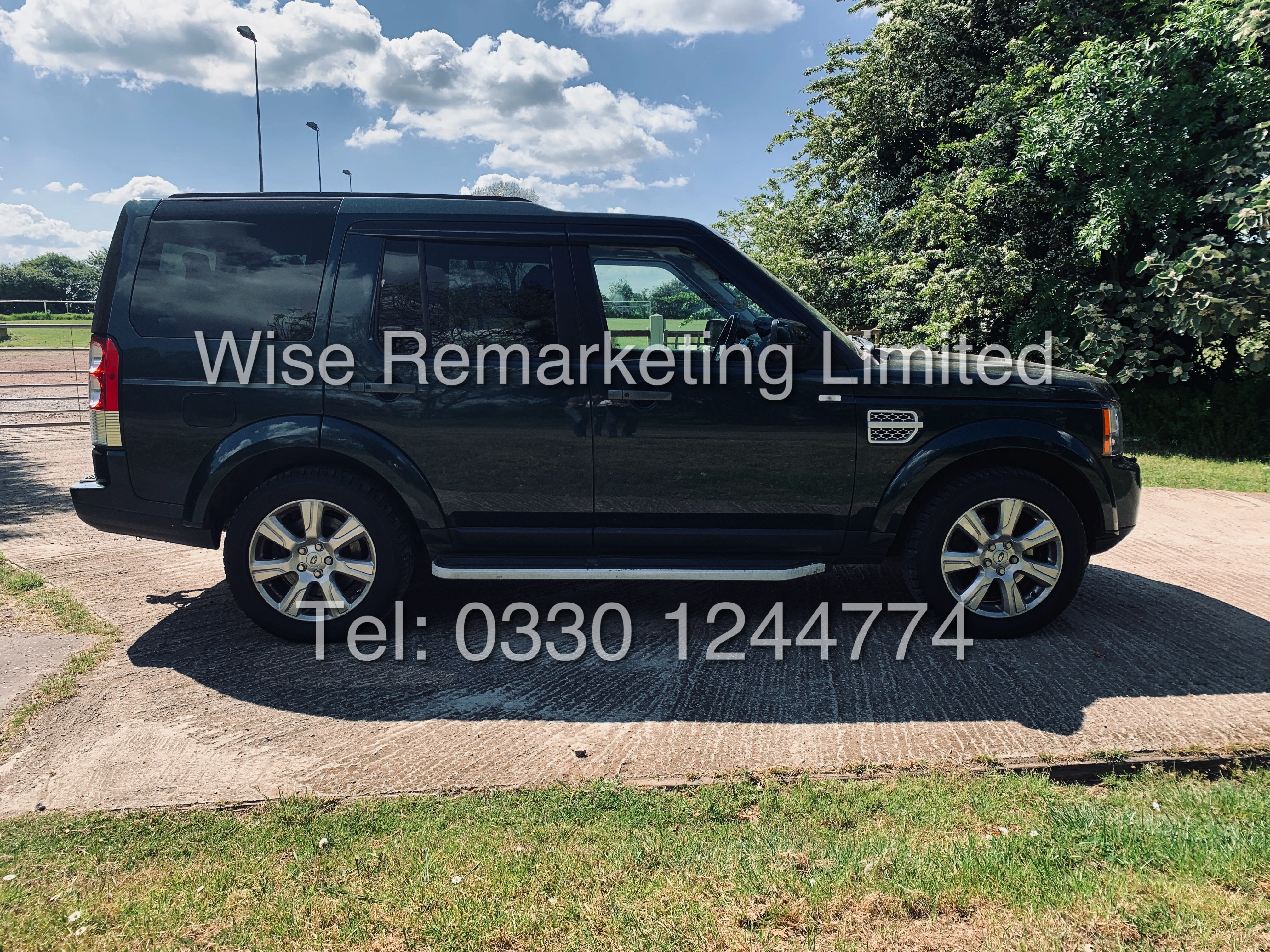 **RESERVE MET** Land Rover Discovery (HSE) 3.0Sdv6 Automatic / 2013 Registered / Fully Loaded / - Image 6 of 29