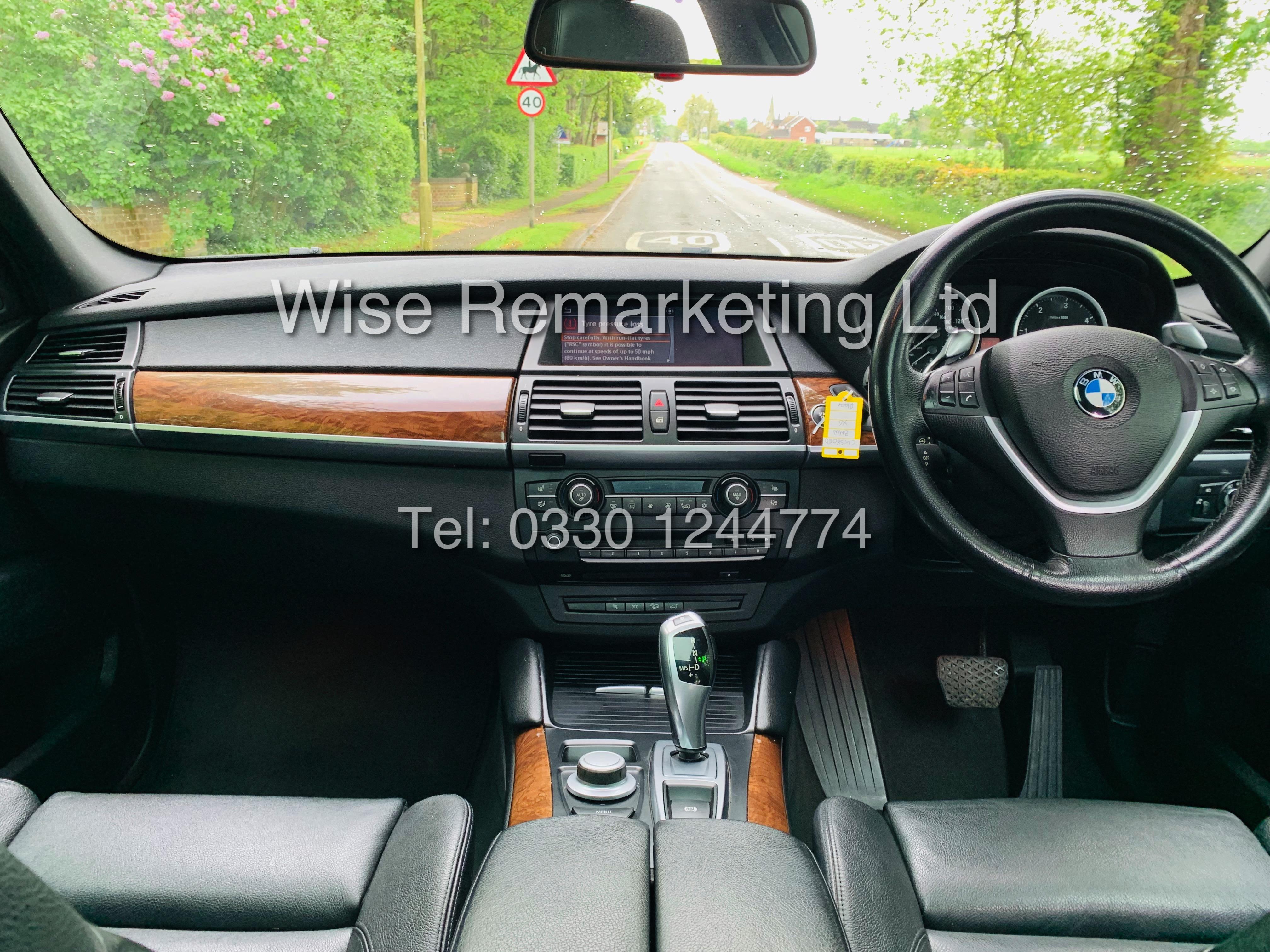 BMW X6 XDRIVE 35D AUTO (2009 SPEC) *1 PREVIOUS OWNER* PARKING AID - SAT NAV - FSH - Image 14 of 25