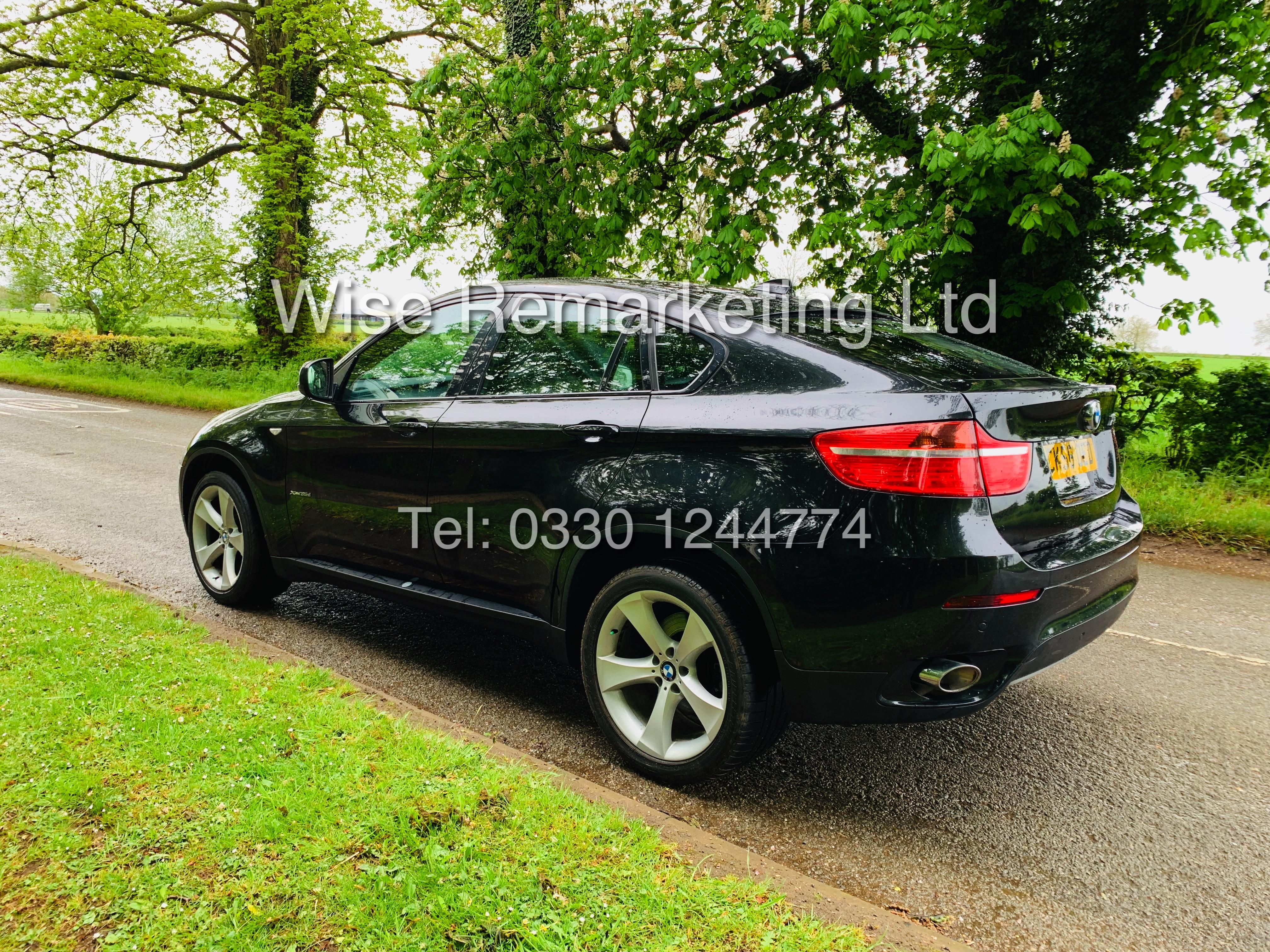 BMW X6 XDRIVE 35D AUTO (2009 SPEC) *1 PREVIOUS OWNER* PARKING AID - SAT NAV - FSH - Image 2 of 25
