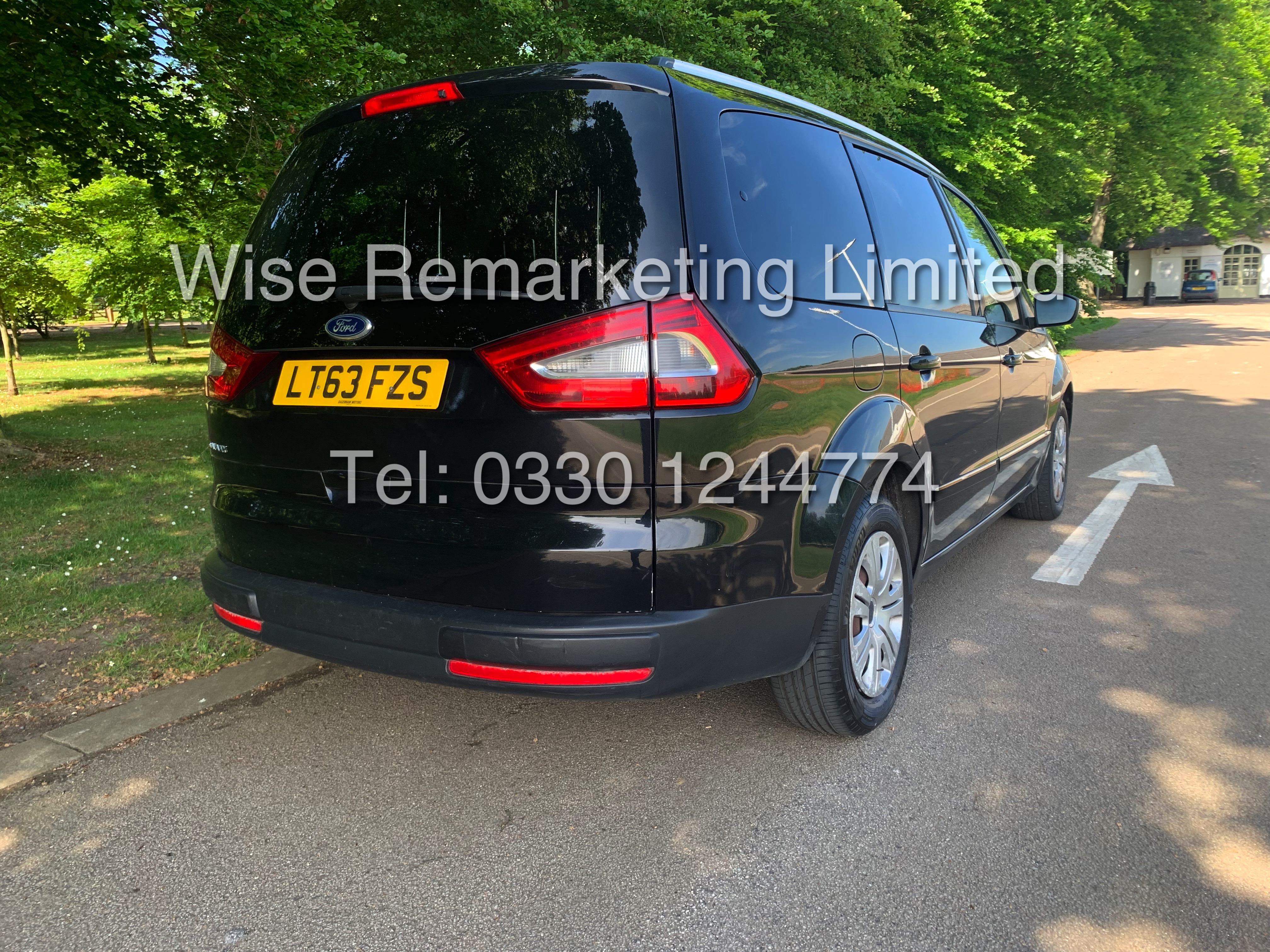 FORD GALAXY ZETEC 2.0L TDCI AUTO 7 SEATER MPV 63 REG *1 OWNER* - Image 7 of 20
