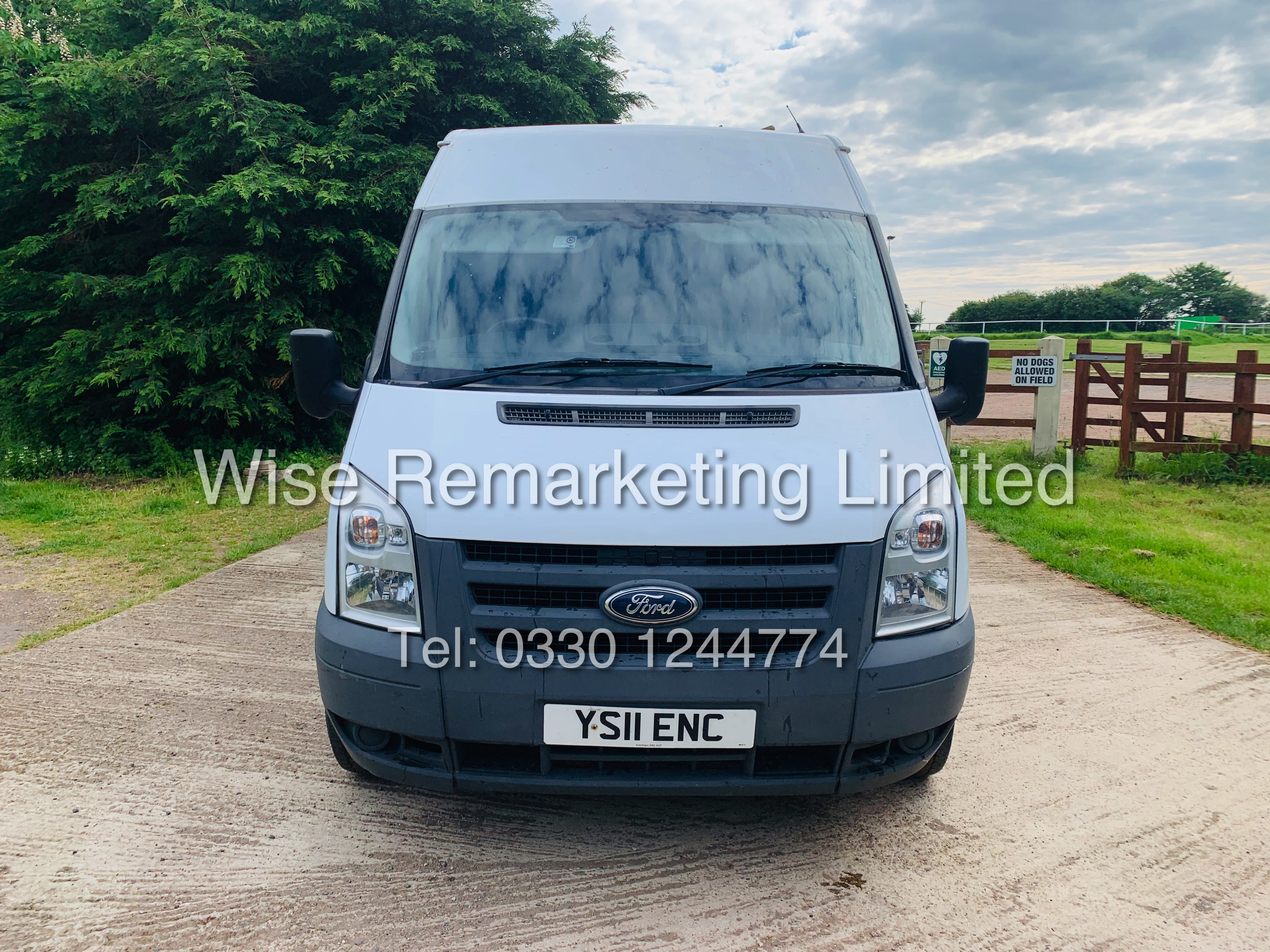 FORD TRANSIT T350 115 2.2 TDCI LWB 2011 *1 COMPANY OWNER* - Image 7 of 22