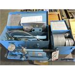 LOT - ASHCROFT 1305 PORTABLE DEAD WEIGHT TESTER, TYPE 1305-D, RANGE 1,000 LBS, S/N 2GH-11563-1, W/