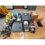 LOT - VACUUM PUMPS AND MISC PROCESS EQUIPMENT, ETC.