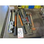 LOT - CABLE LOPPERS, CRIMPER, ETC.