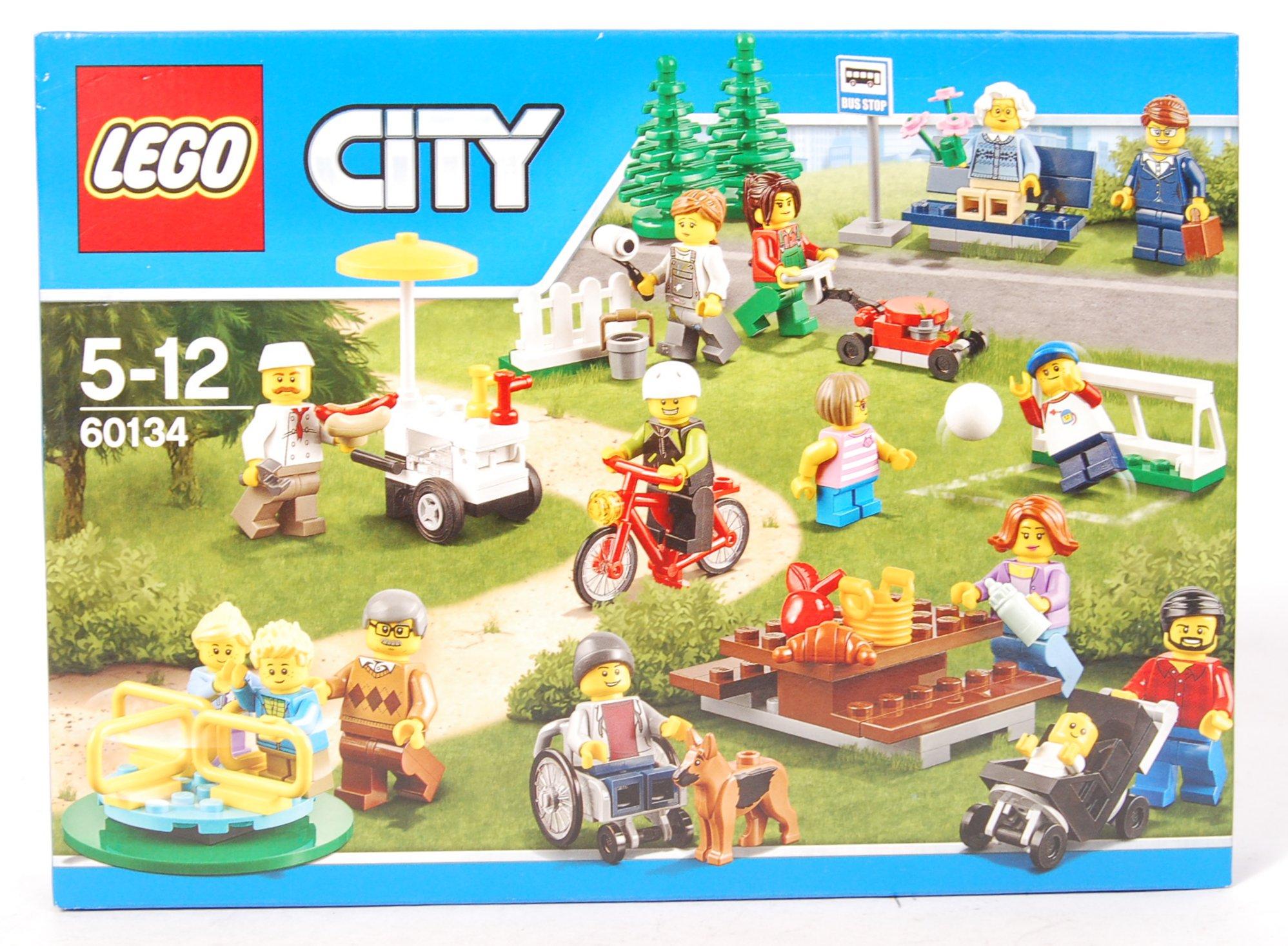 LEGO CITY SET NO. 60134 FUN IN THE PARK