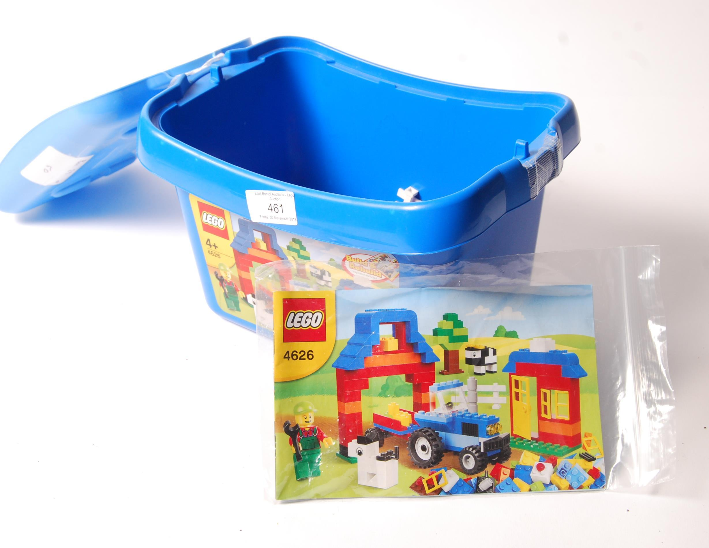 Lot 28 - LEGO CREATIVE BUCKET SET NO. 4624