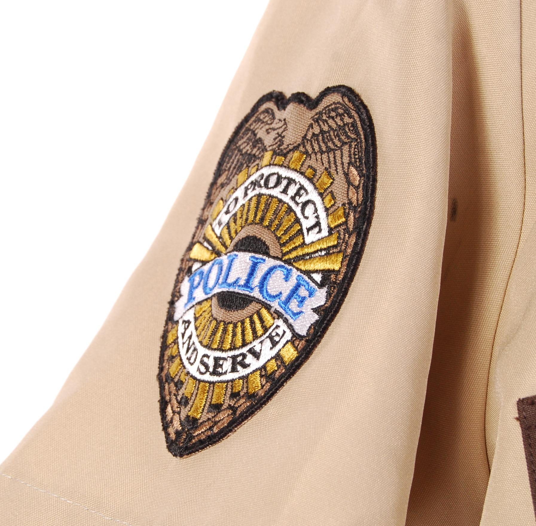 Lot 50 - PIRANHA 3DD - ORIGINAL SCREEN WORN SHERIFF COSTUME