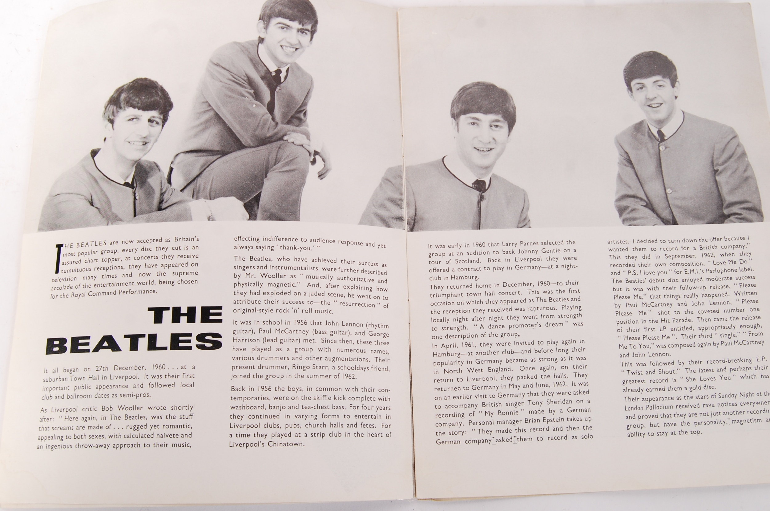 INCREDIBLY RARE PERSONAL BEATLES AUTOGRAPH COLLECT - Image 12 of 12